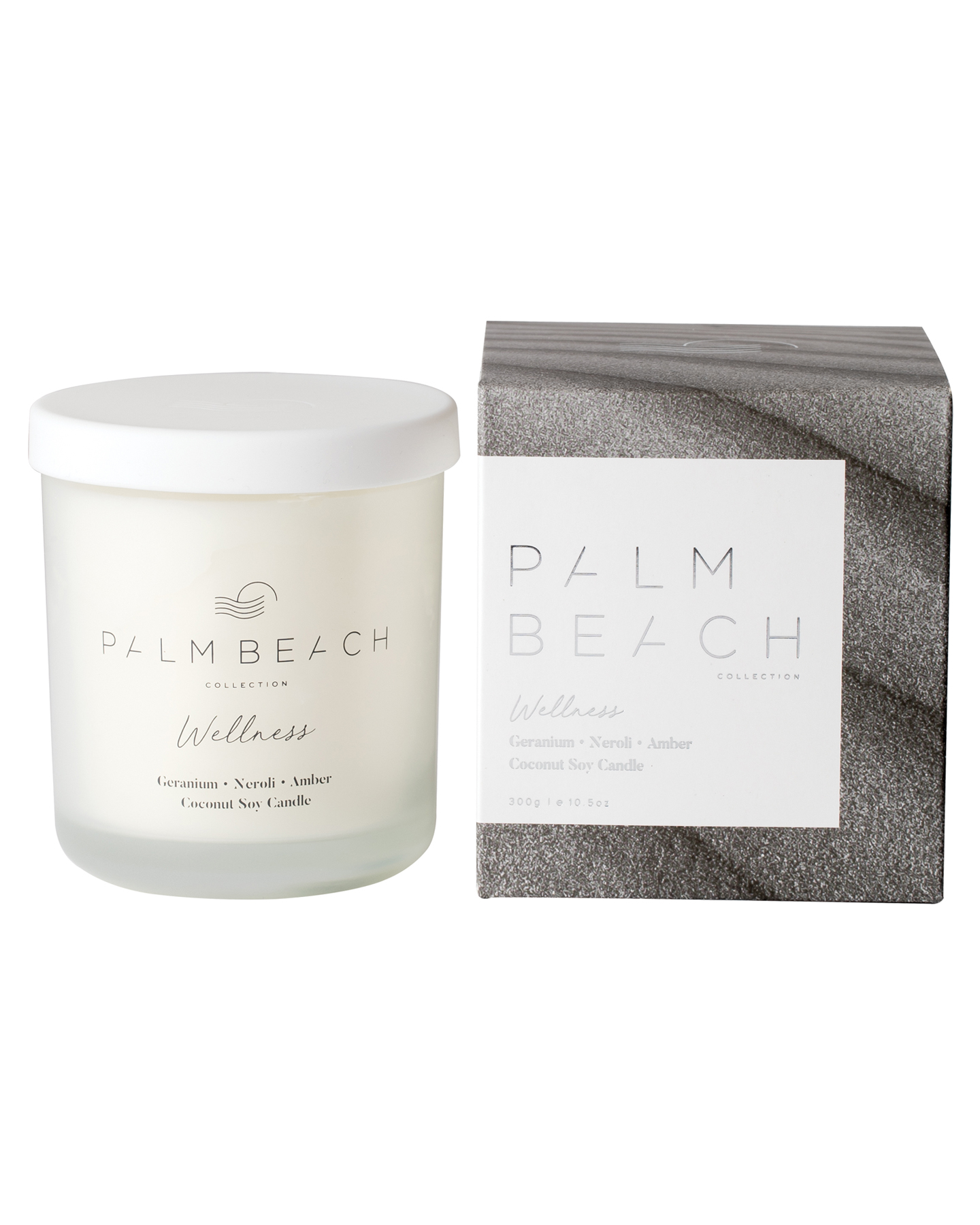 Palm Beach Collection Geranium, Neroli & Amber Wellness Candle Geranium Neroli Geranium Neroli