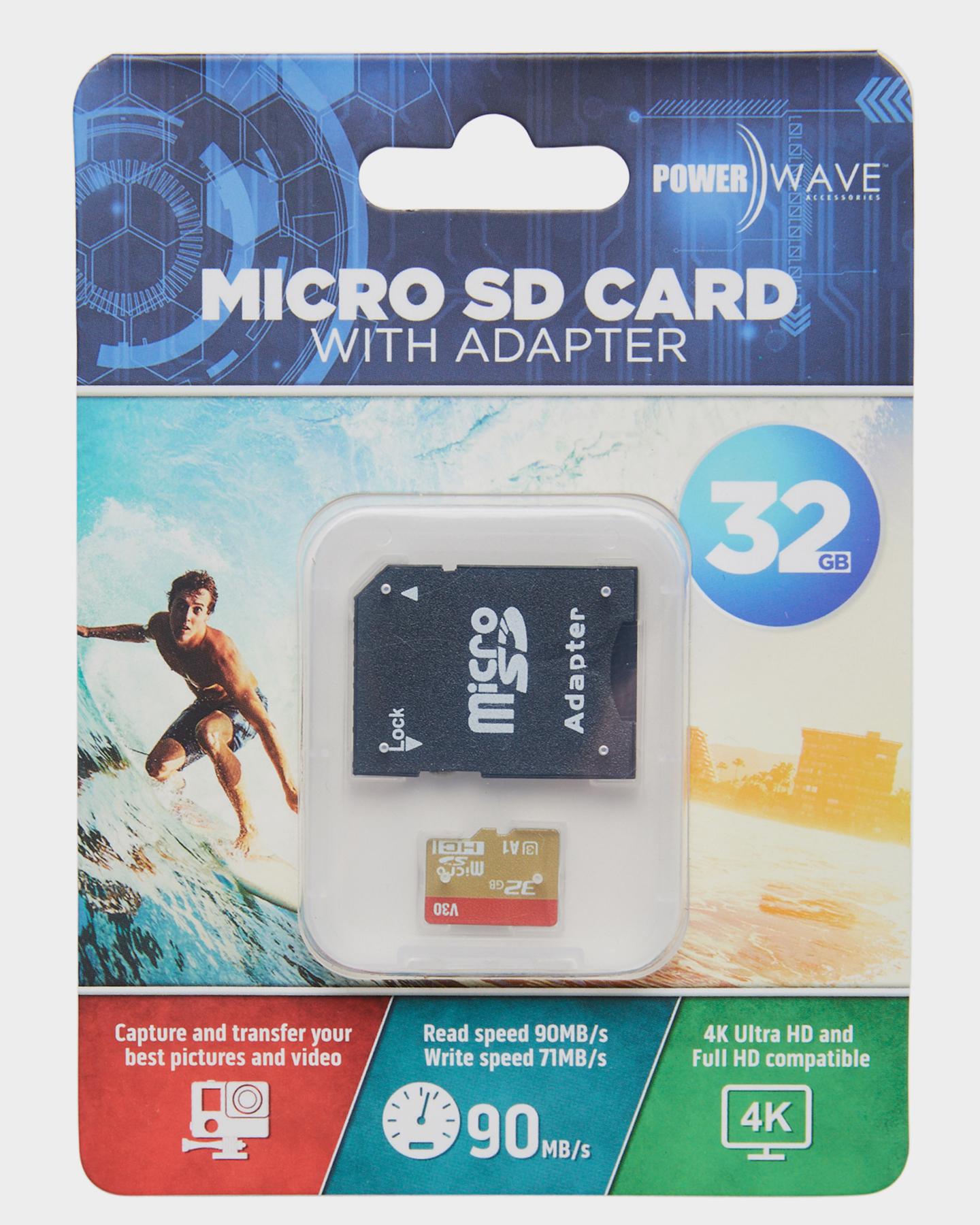 Gopro Powerwave 32gb Sd Card