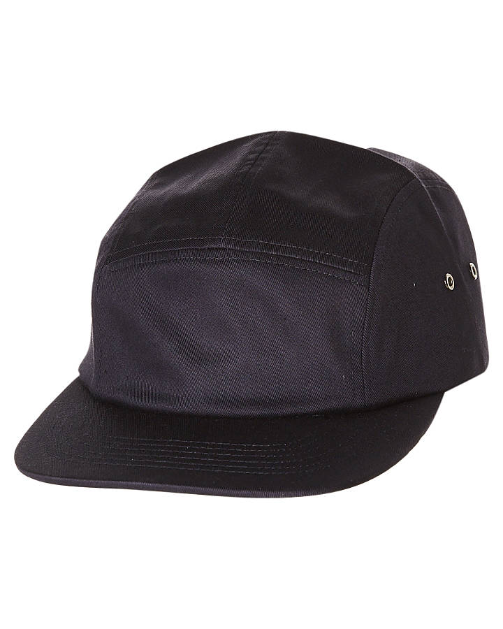 As Colour Finn 5 Panel Cap Navy Navy