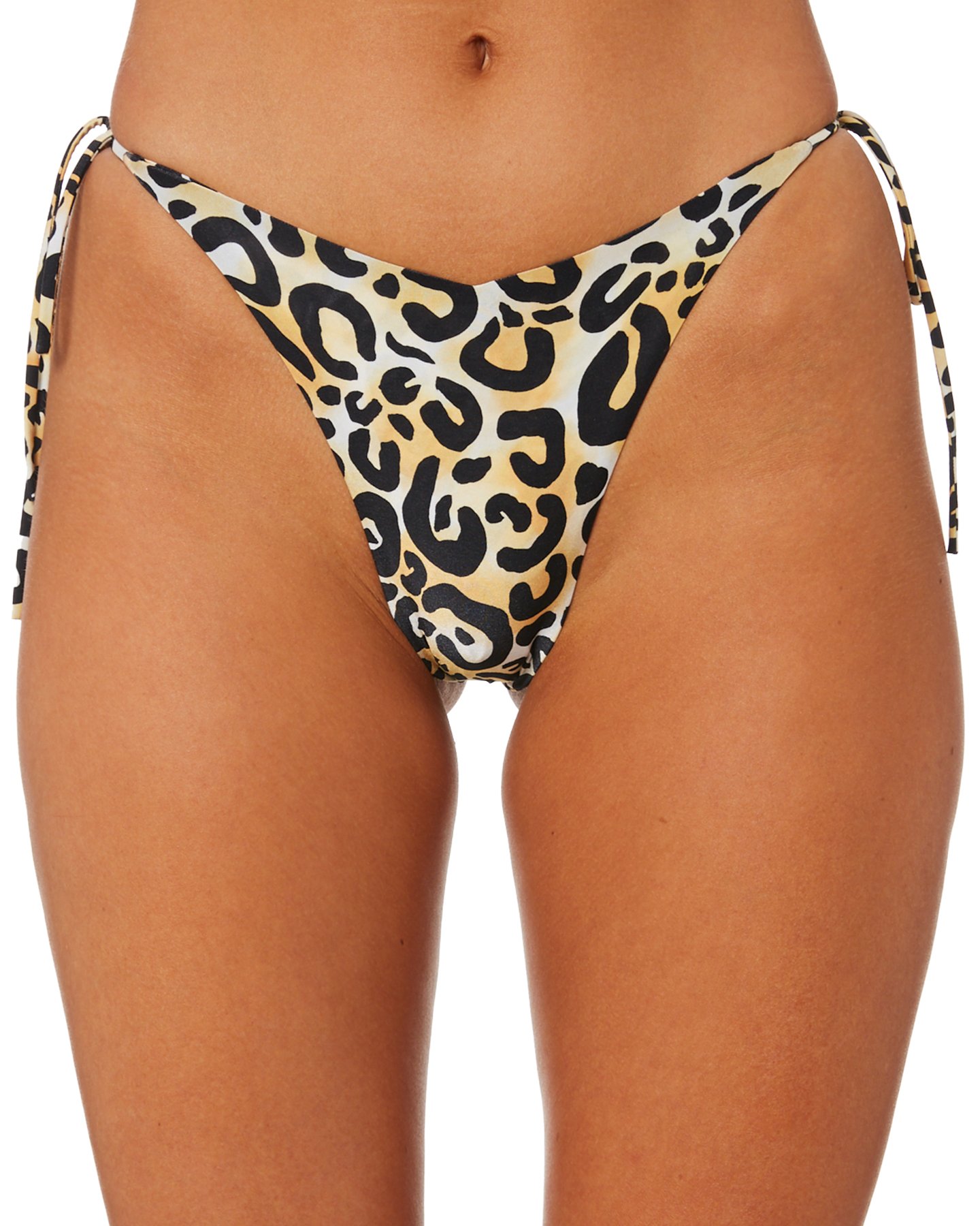 Bond Eye Hi Lite Tie Side Pant Golden Animal