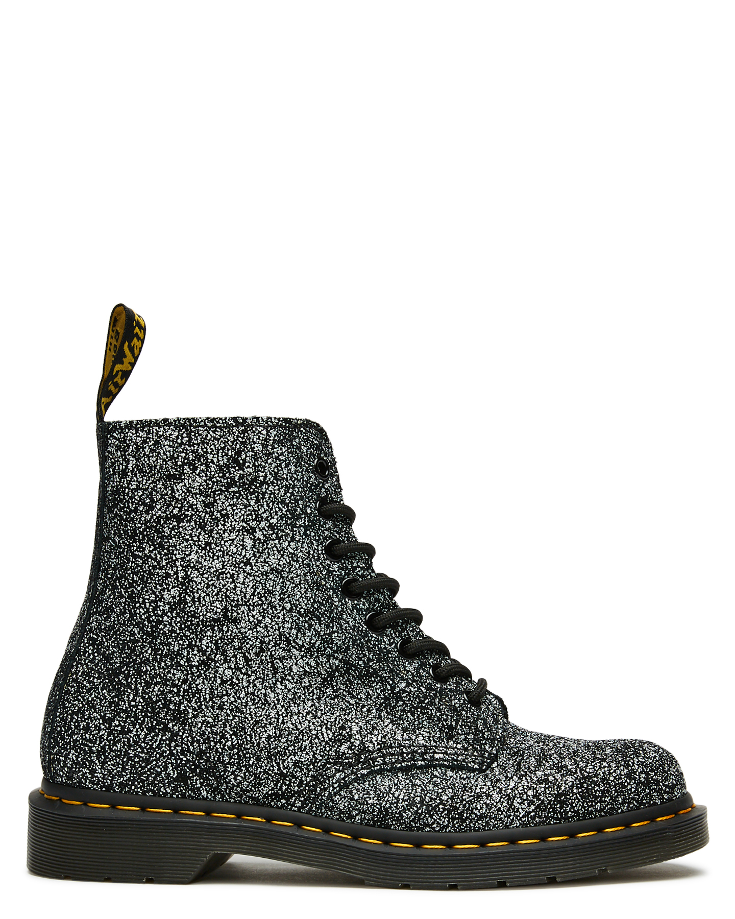 Dr. Martens Womens 1460 Pascal 8 Eye Boot Black