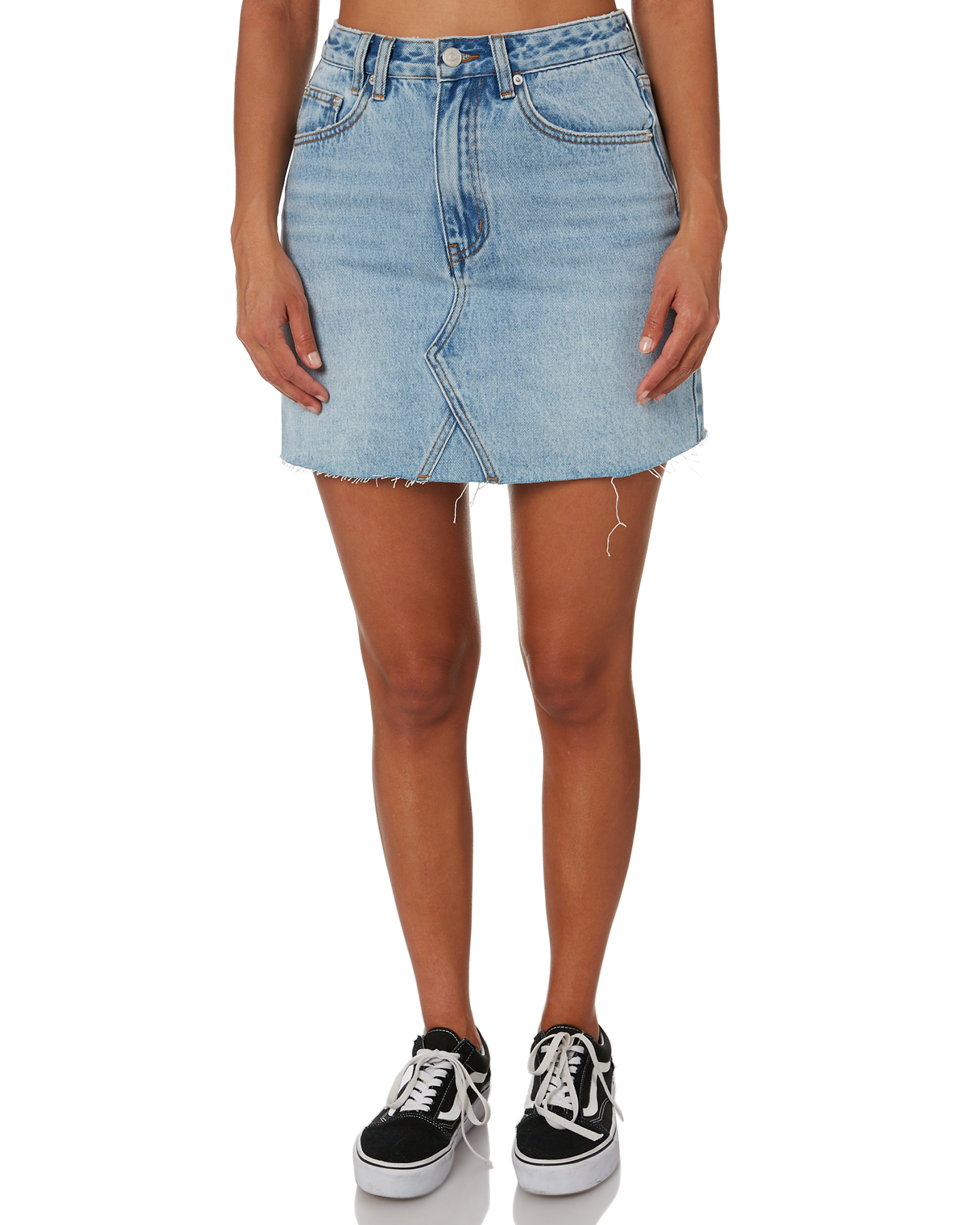 Insight Darby Skirt Clean Blue