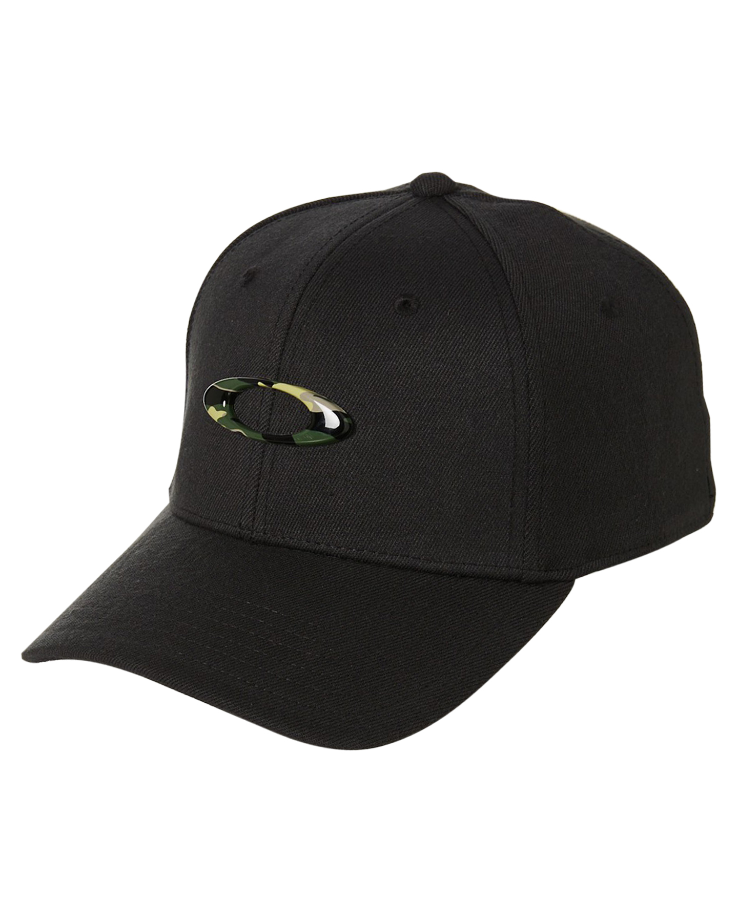 Oakley Tincan Cap Black Graphic Camo