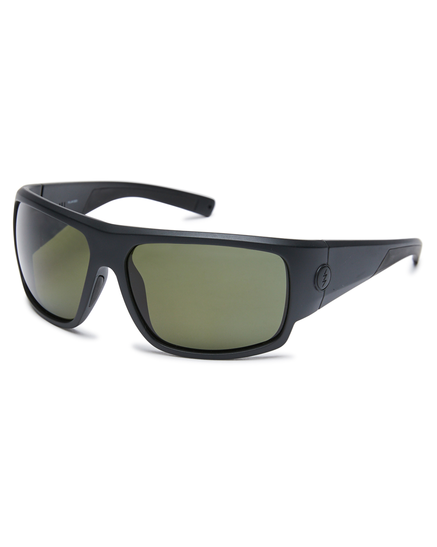 Electric Mahi Polarized Sunglasses Matte Black Grey