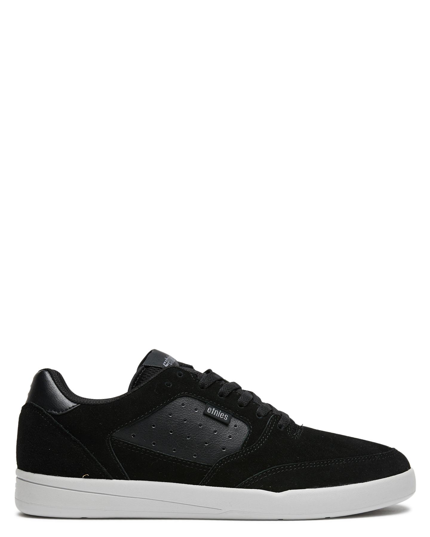 Etnies Mens Veer Shoe Black