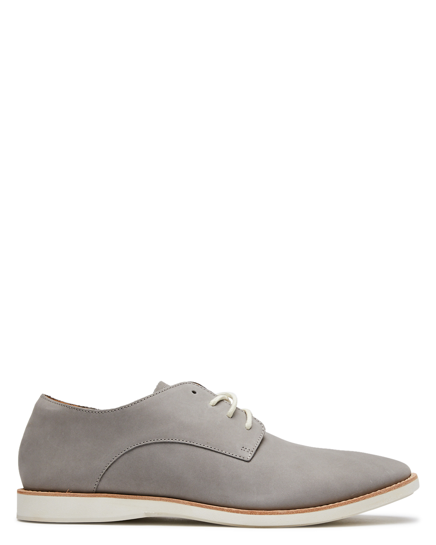 Rollie Mens Derby Shoe Concrete Concrete
