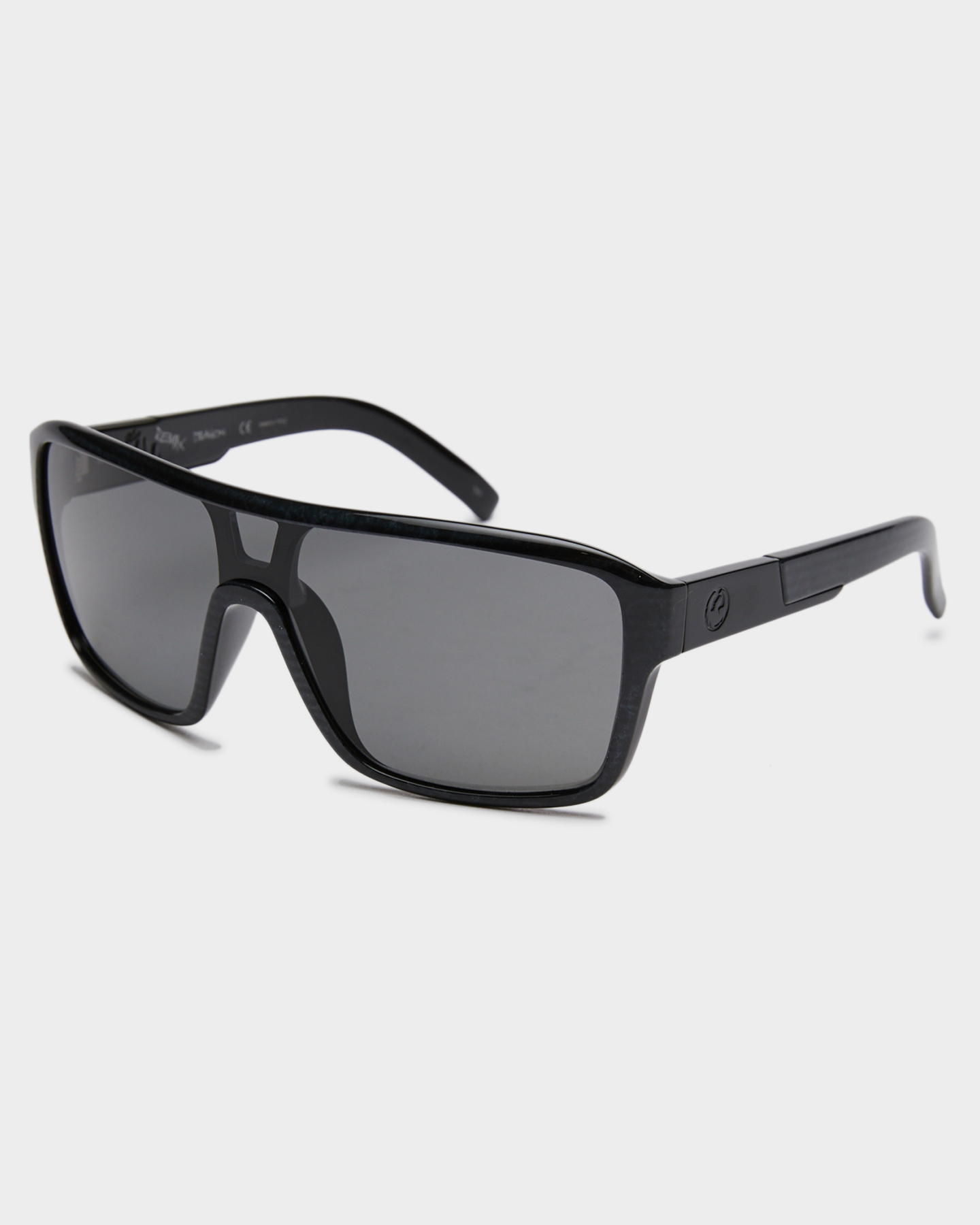 Dragon Remix Polarized Sunglasses Coal Smoke Coal Smoke
