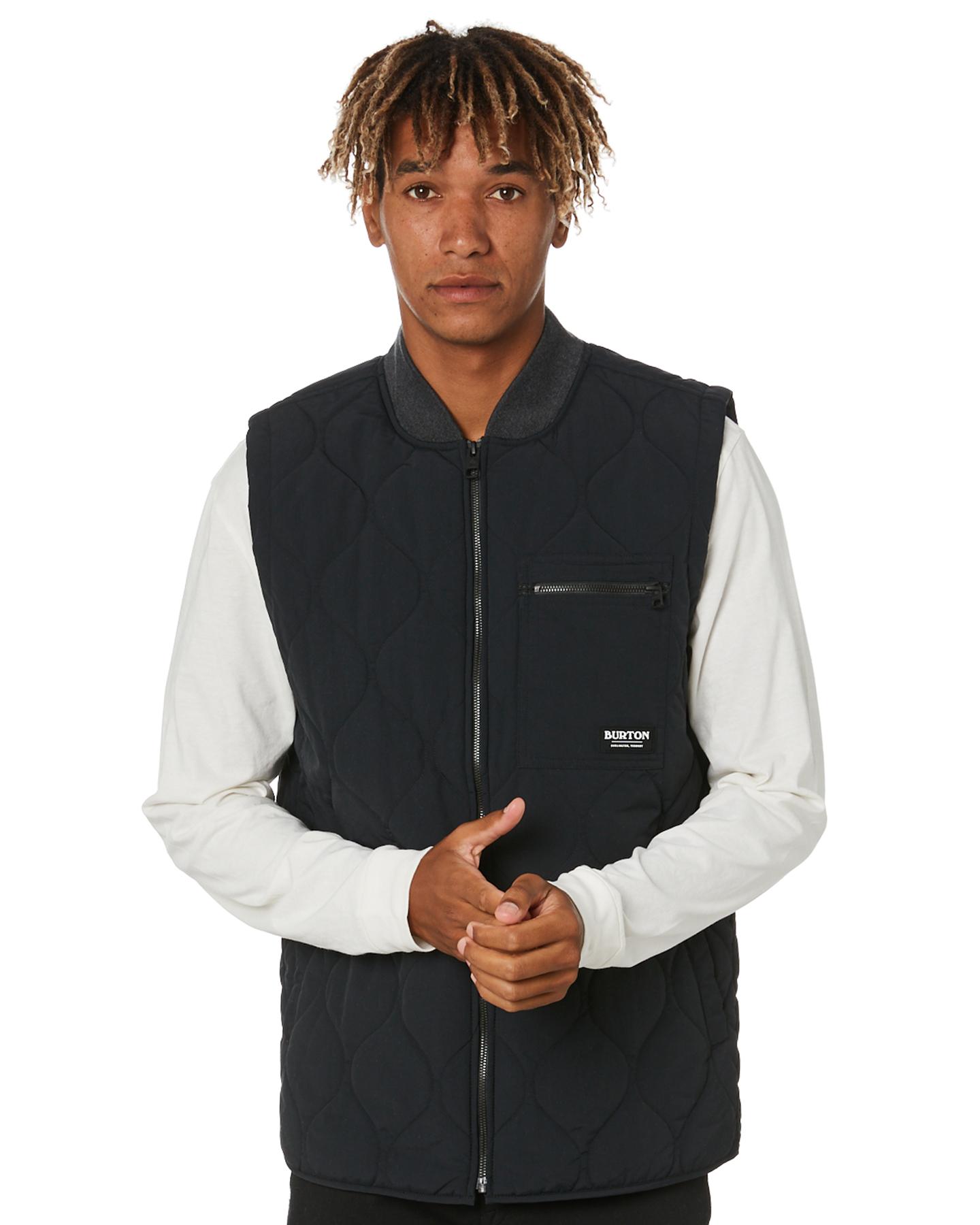 Burton Mallet Vest True Black