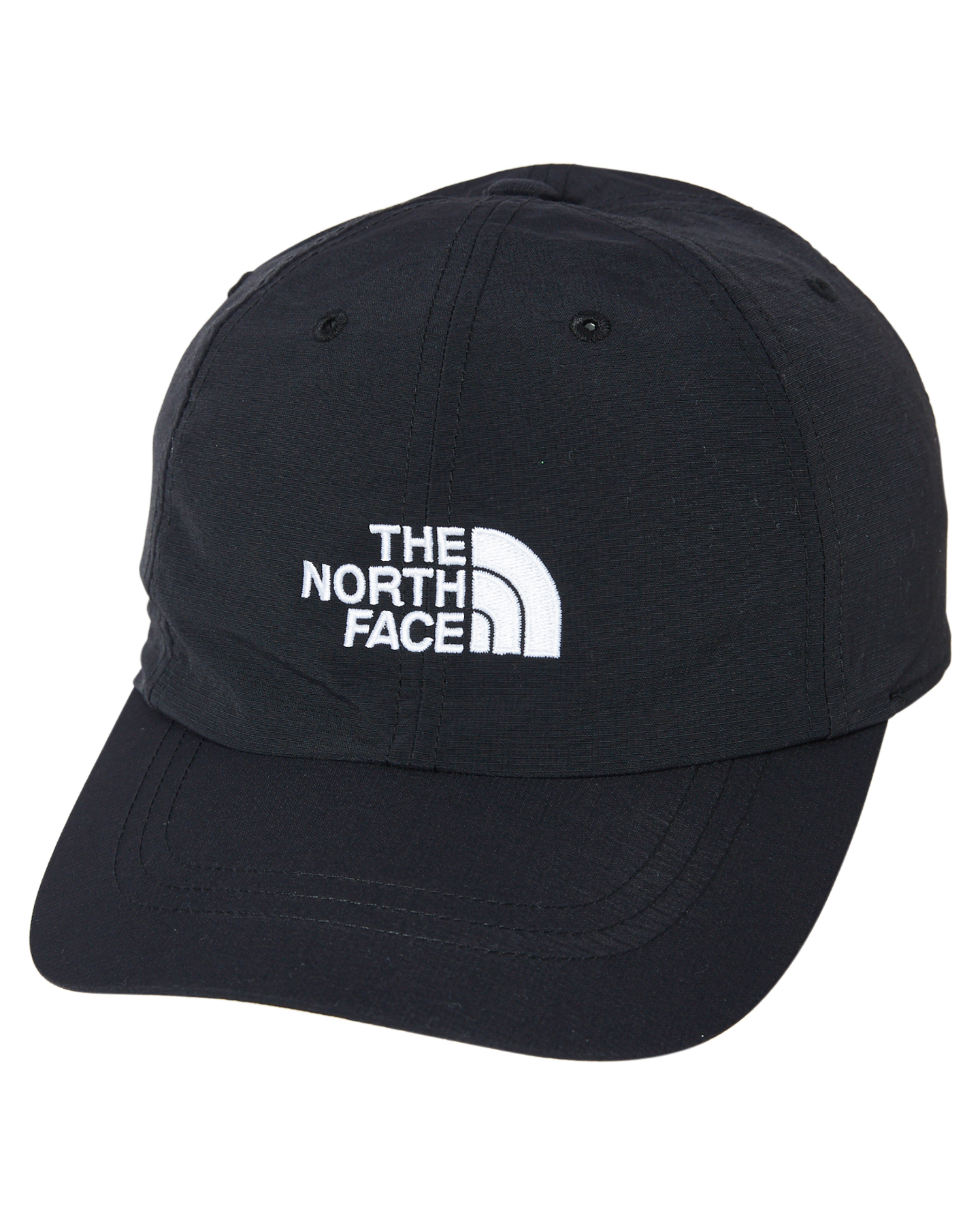 The North Face Horizon Snapback Cap Black White
