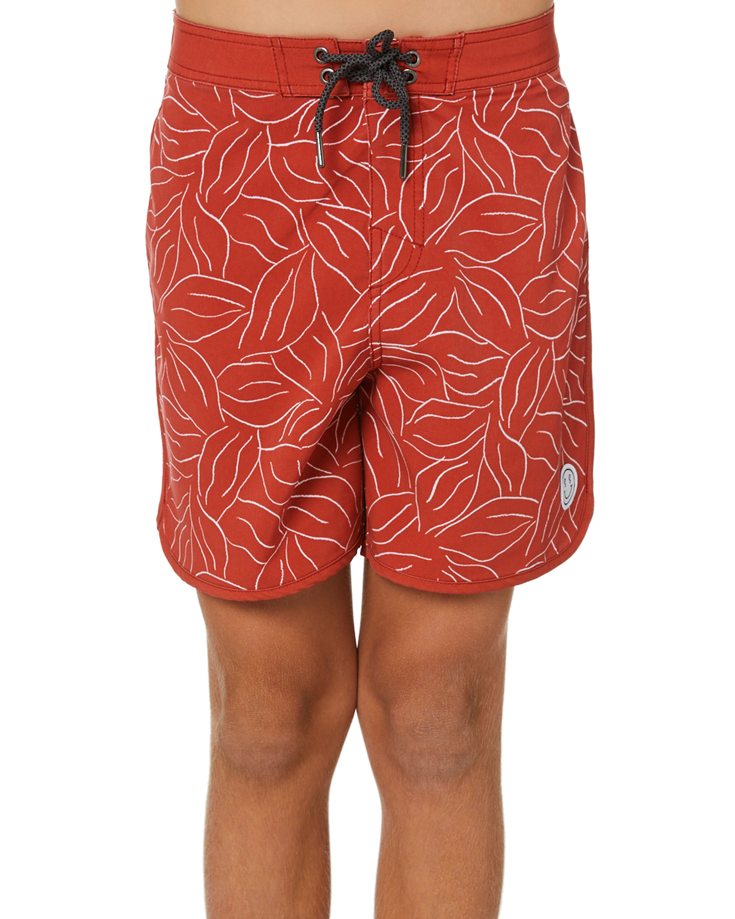 Stay Boys Crowned Scallop Trunk - Teens Melon Melon