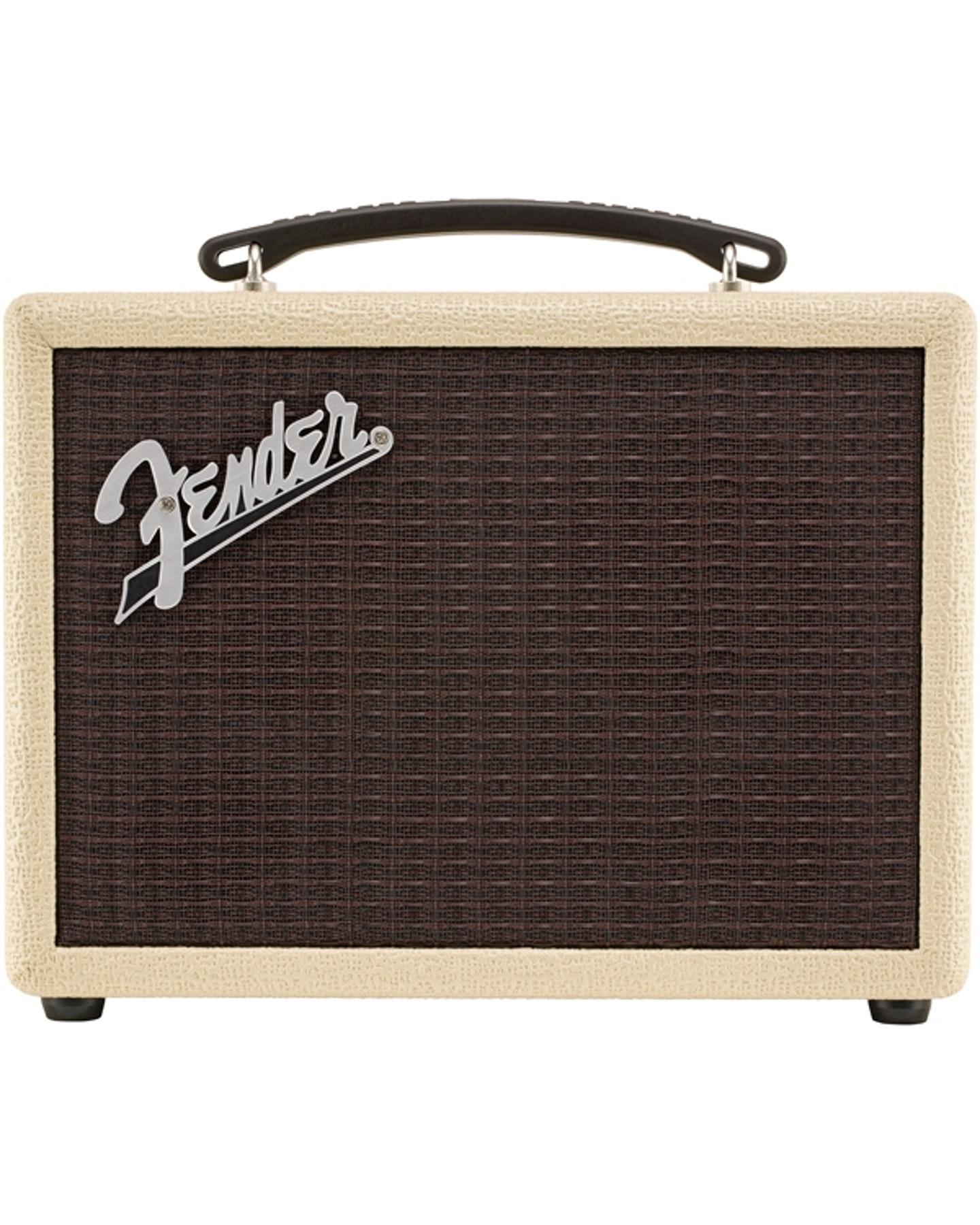 Fender Indio Bluetooth Speaker Blonde Blonde