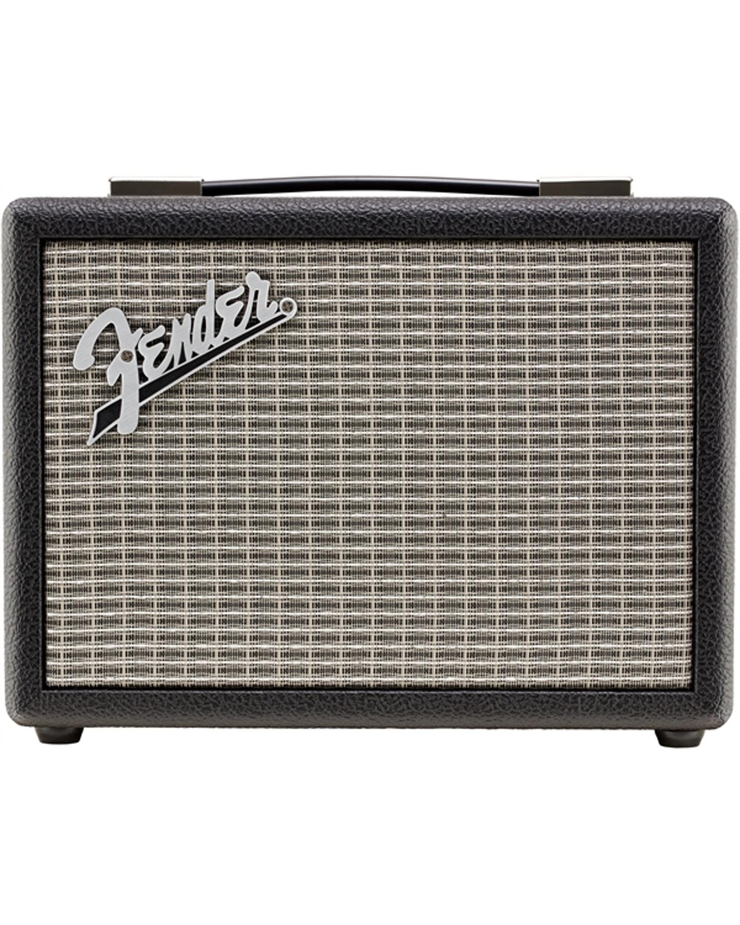 Fender Indio Bluetooth Speaker Black