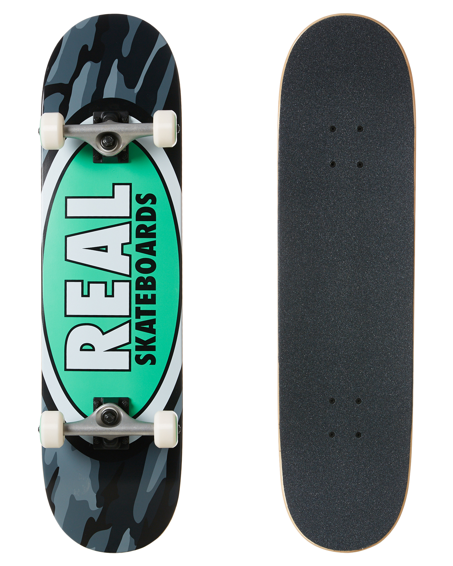 Real Oval Camo 8 25 Complete