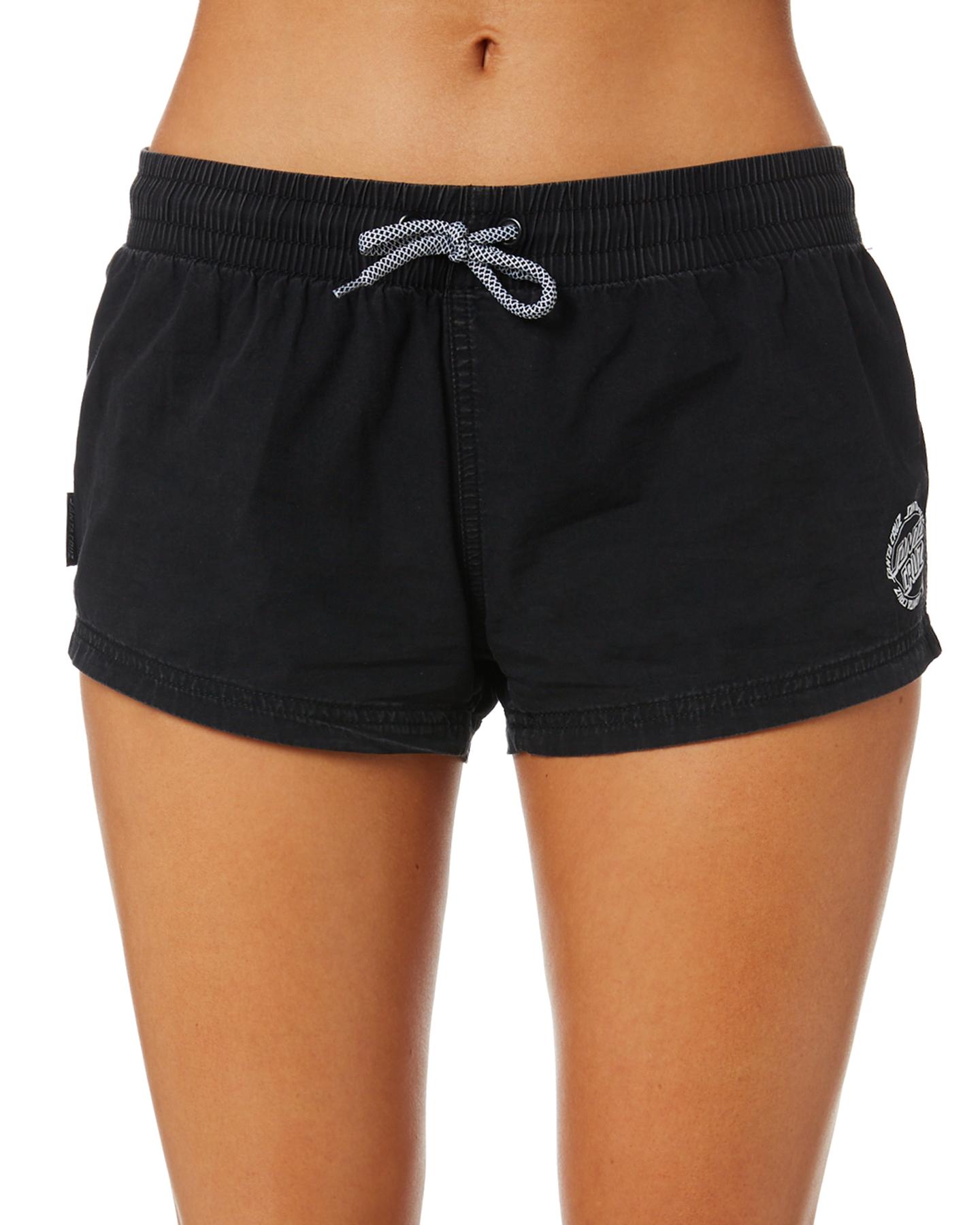 Santa Cruz Seabright Shorts Acid Black