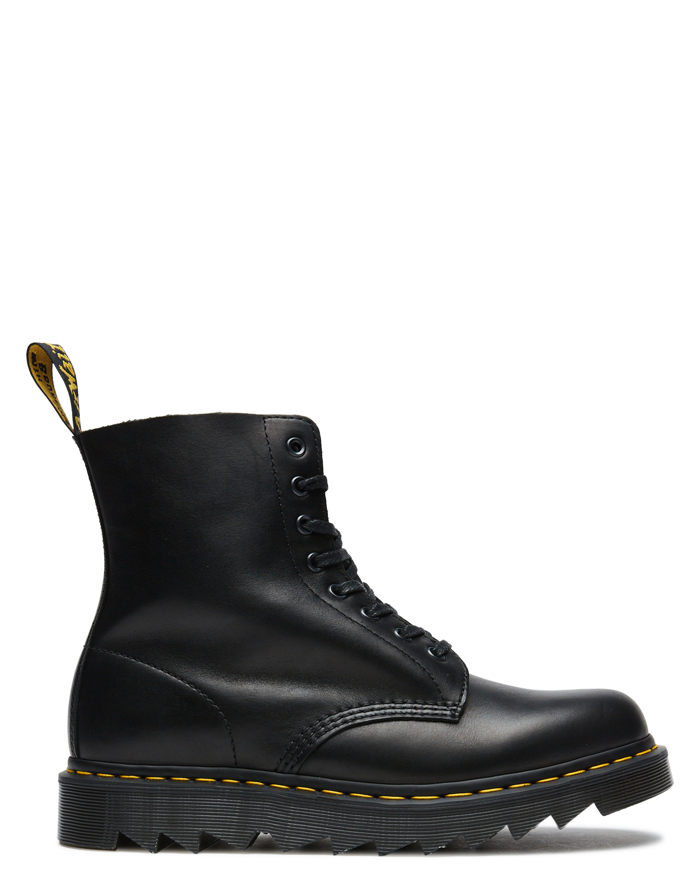 Dr. Martens Mens 1460 Pascal Ziggy 8 Eye Boot Black