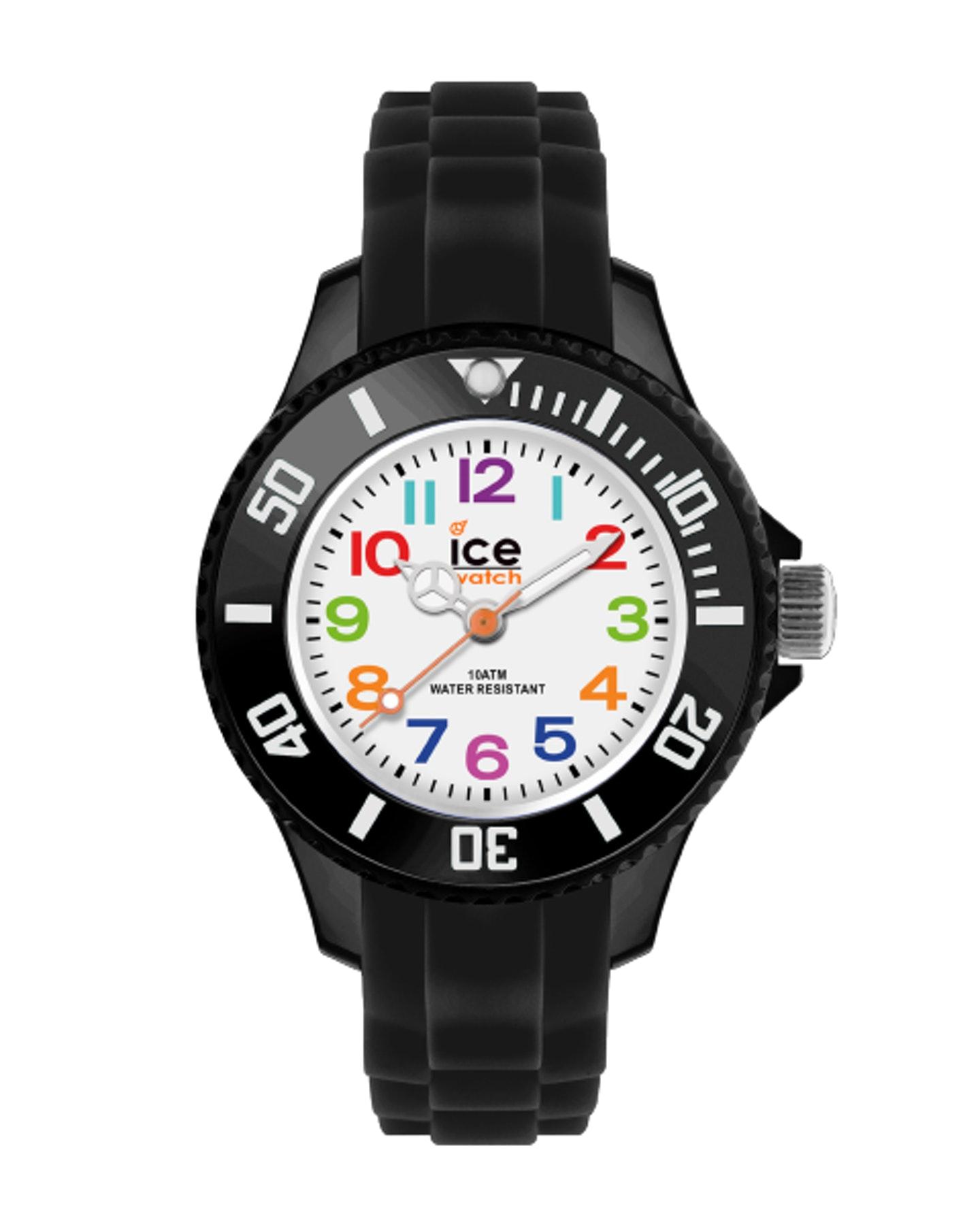 Ice Watch Ice Mini Watch - Extra Small Black