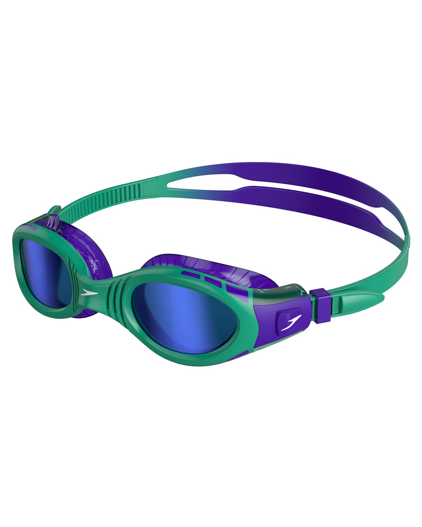 Speedo Fut Biofuse Flexiseal Mirror Junior Vio Em Blue