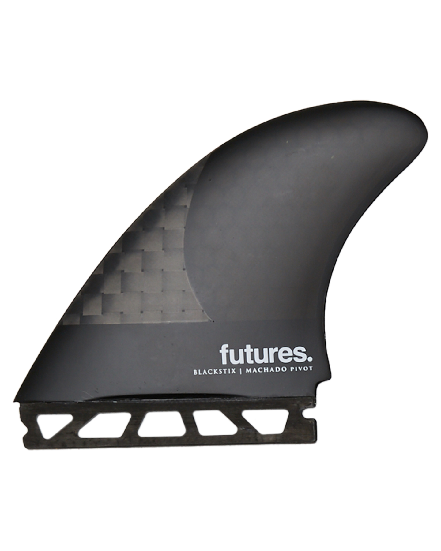 Future Fins Machado Pivot Blackstix 3.0 Thruster Fins Swirl