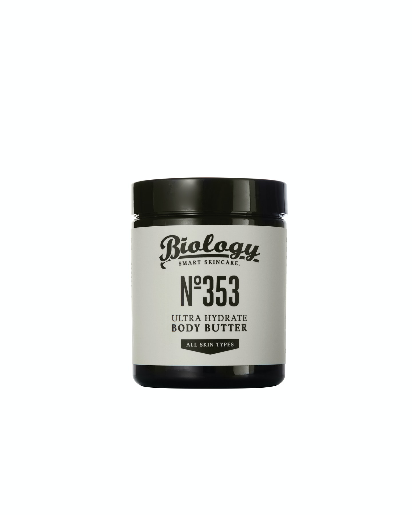 Biology Skincare No.353 Ultra Hydrate Body Butter 200G White