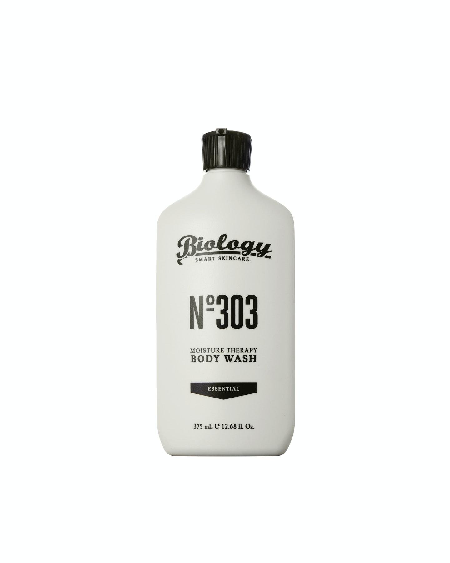 Biology Skincare No.303 Moisture Therapy Body Wash 375Ml White
