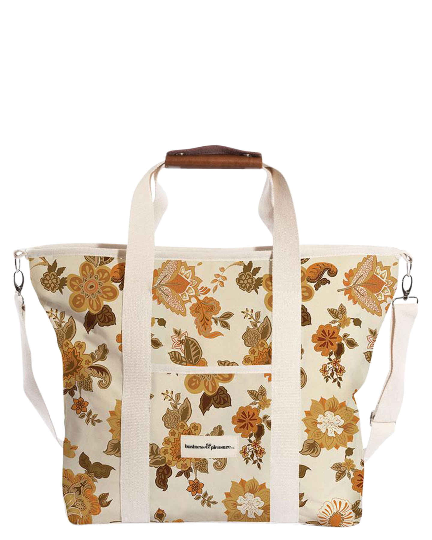 Business And Pleasure Co The Cooler Tote Paisley Bay