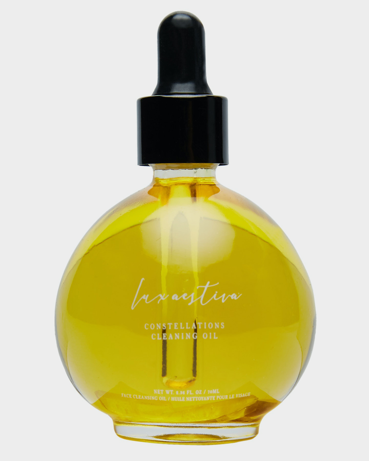 Lux Aestiva Constellations Cleansing Oil Natural