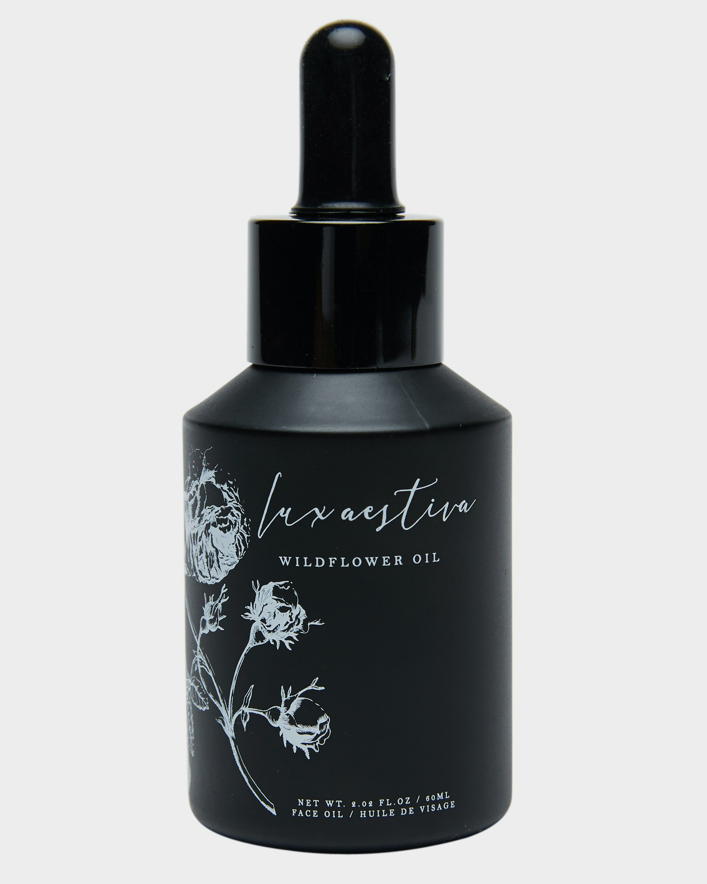 Lux Aestiva Wildflower Oil Face Natural Natural