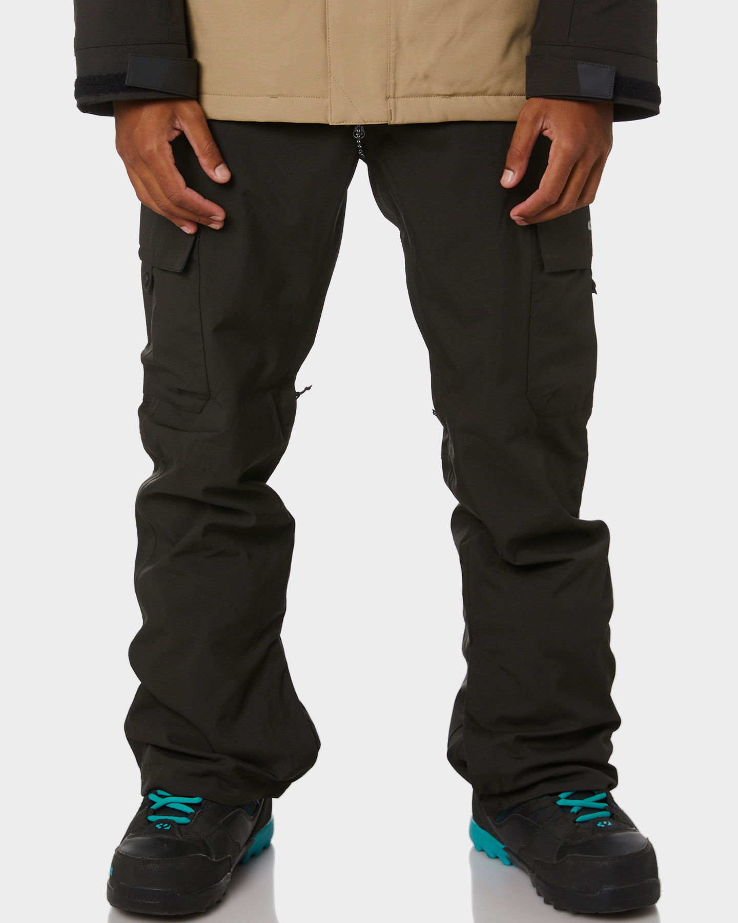 Bonfire Tactical Pant Black