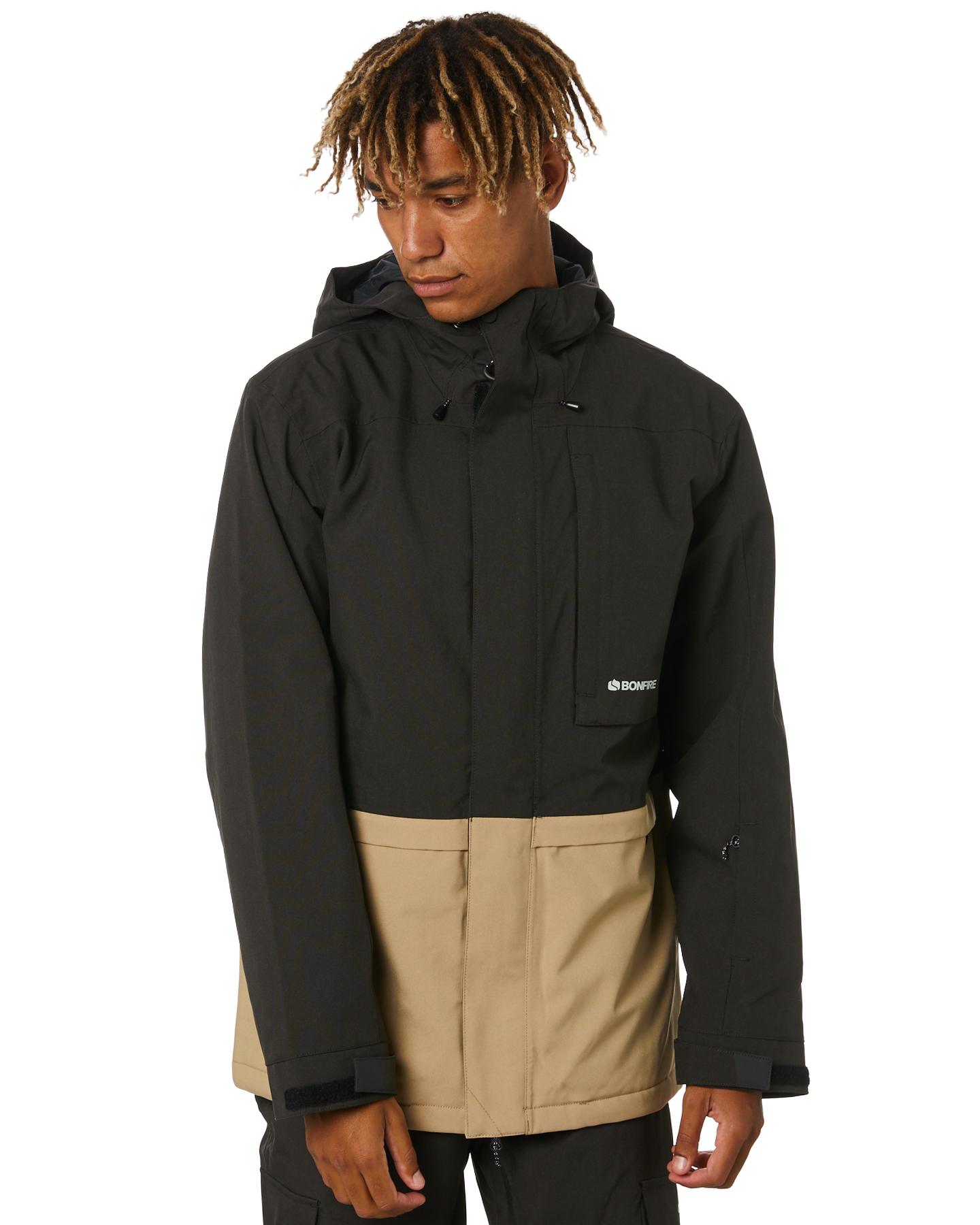 Bonfire Vector Insulated Jacket Black