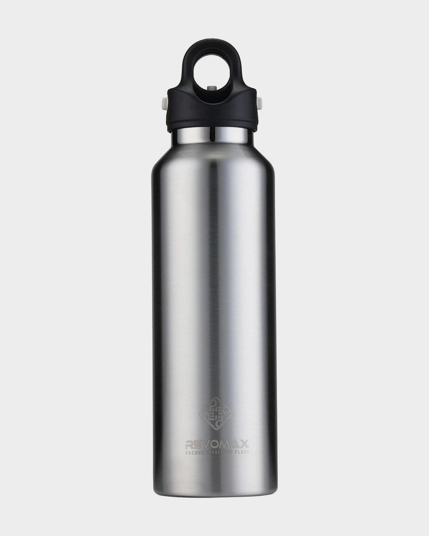 Revomax 592Ml - 20Oz Insulated Flask Drink Bottle Galaxy Silver