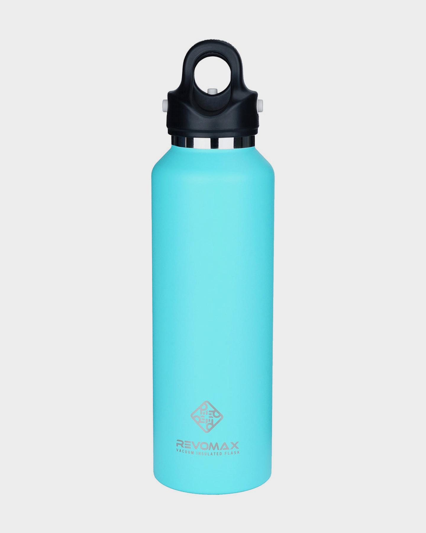 Revomax 592Ml - 20Oz Insulated Flask Drink Bottle Tiffany Green
