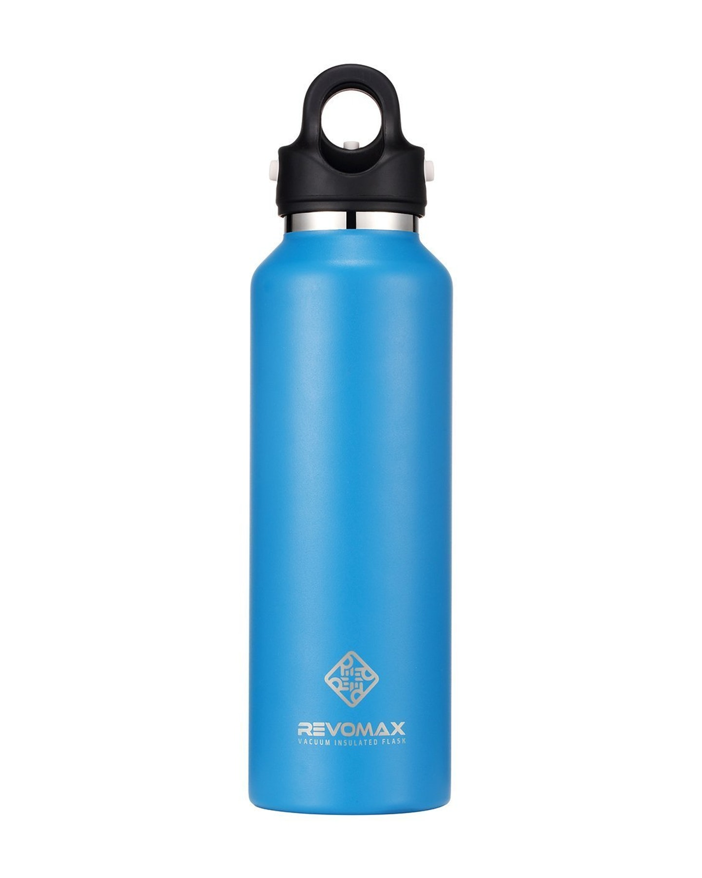 Revomax 592Ml - 20Oz Insulated Flask Drink Bottle Jewelry Blue