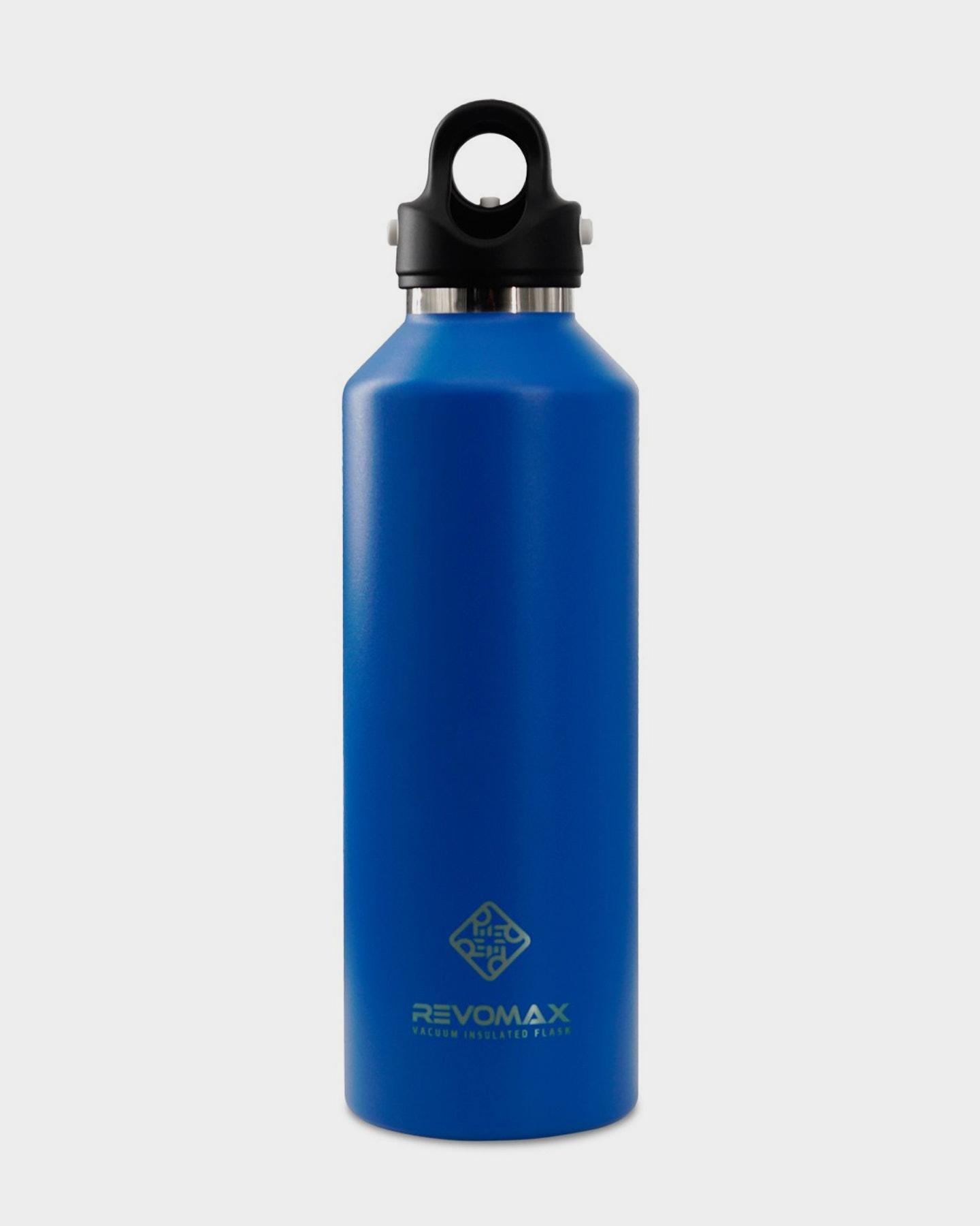 Revomax 950Ml - 32Oz Insulated Flask Drink Bottle Jewelry Blue