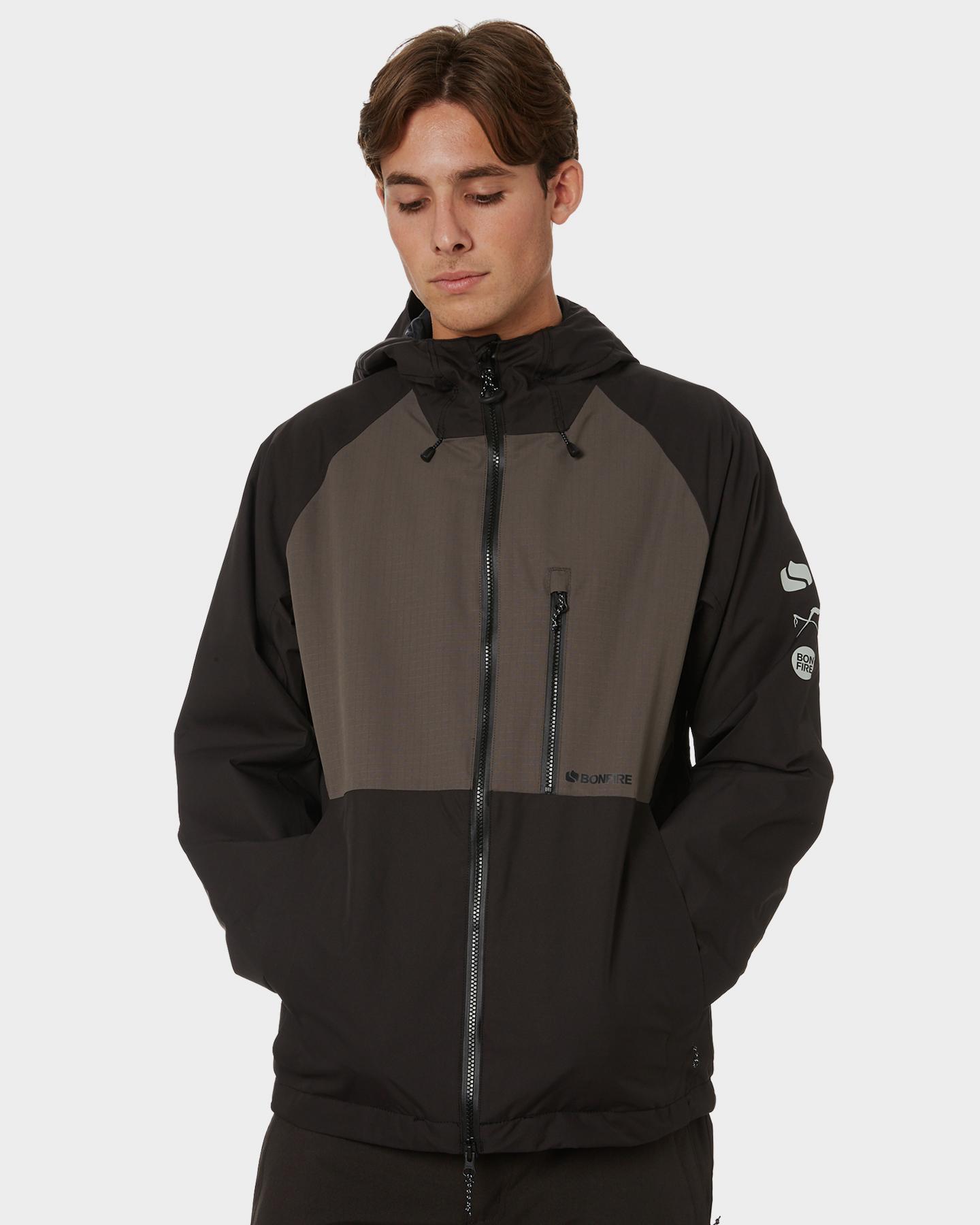Bonfire Pyre Insulated Jacket Black