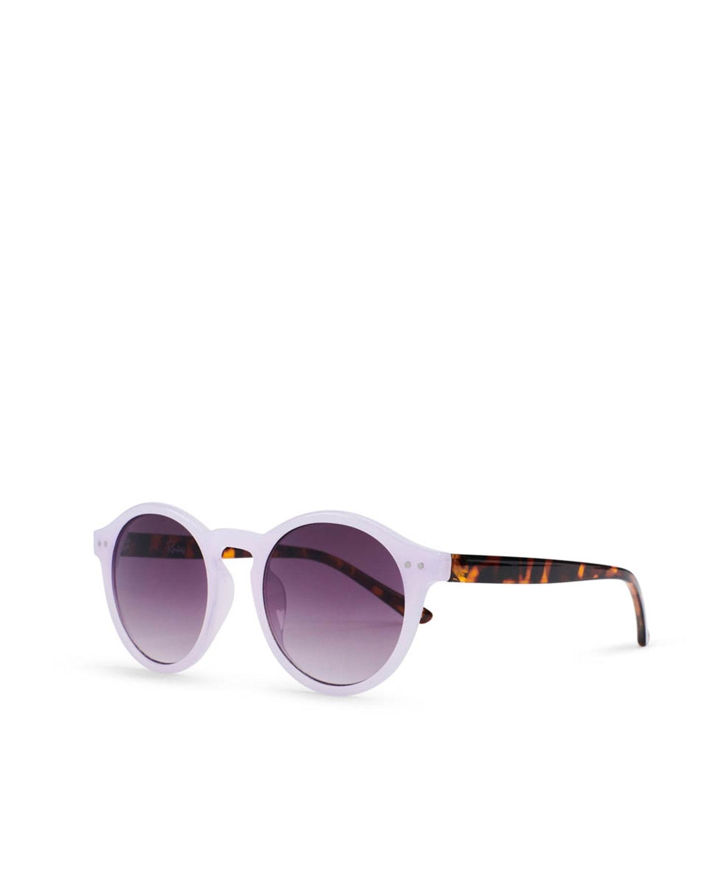 Reality Eyewear Hudson Sunglasses Lilac Lilac
