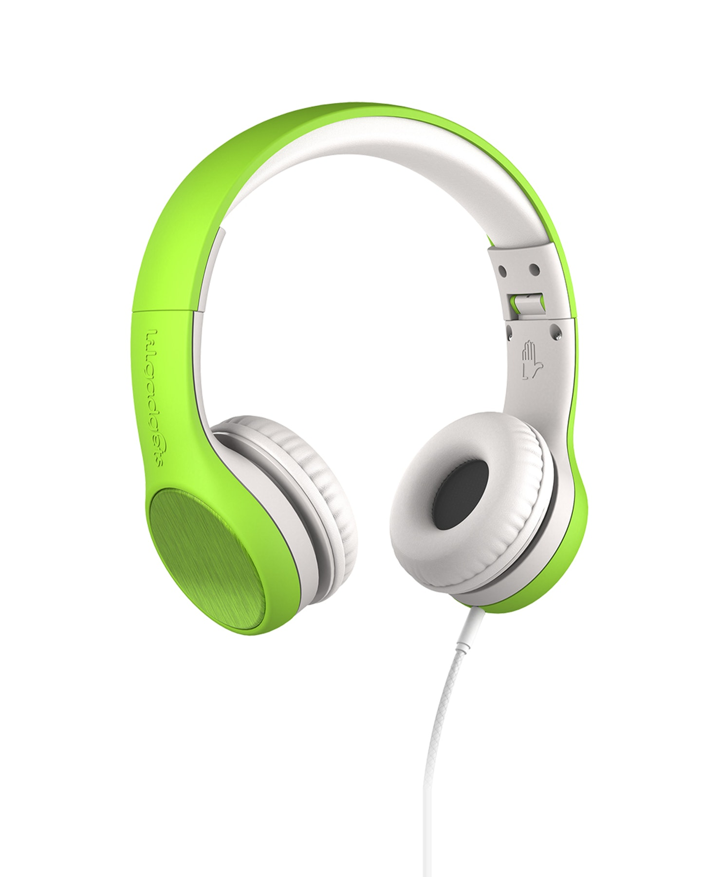 Lil Gadgets Connect+ Style Children'S Wired Headphones Green