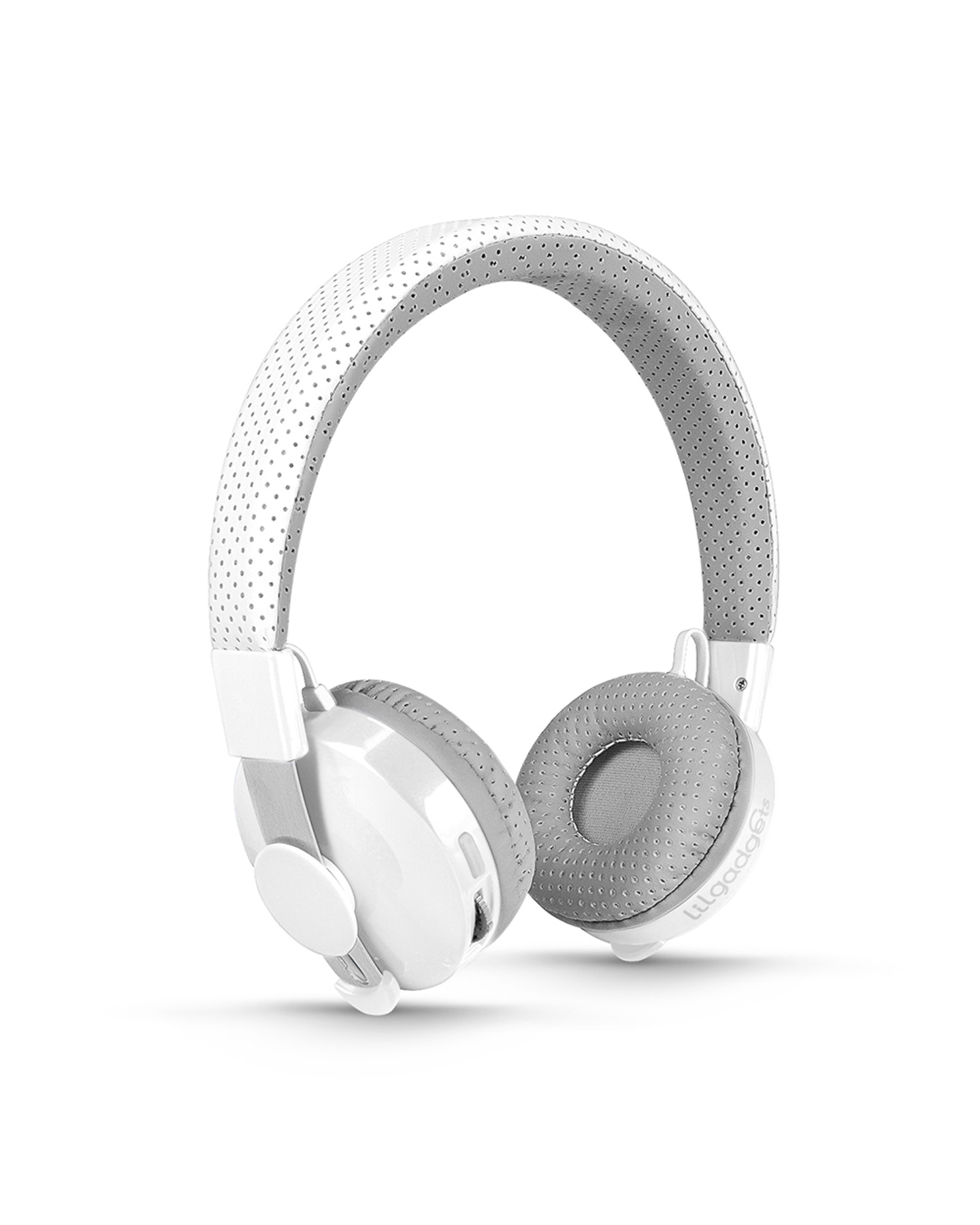 Lil Gadgets Untangled Pro Children'S Wireless Bluetooth Headphones White