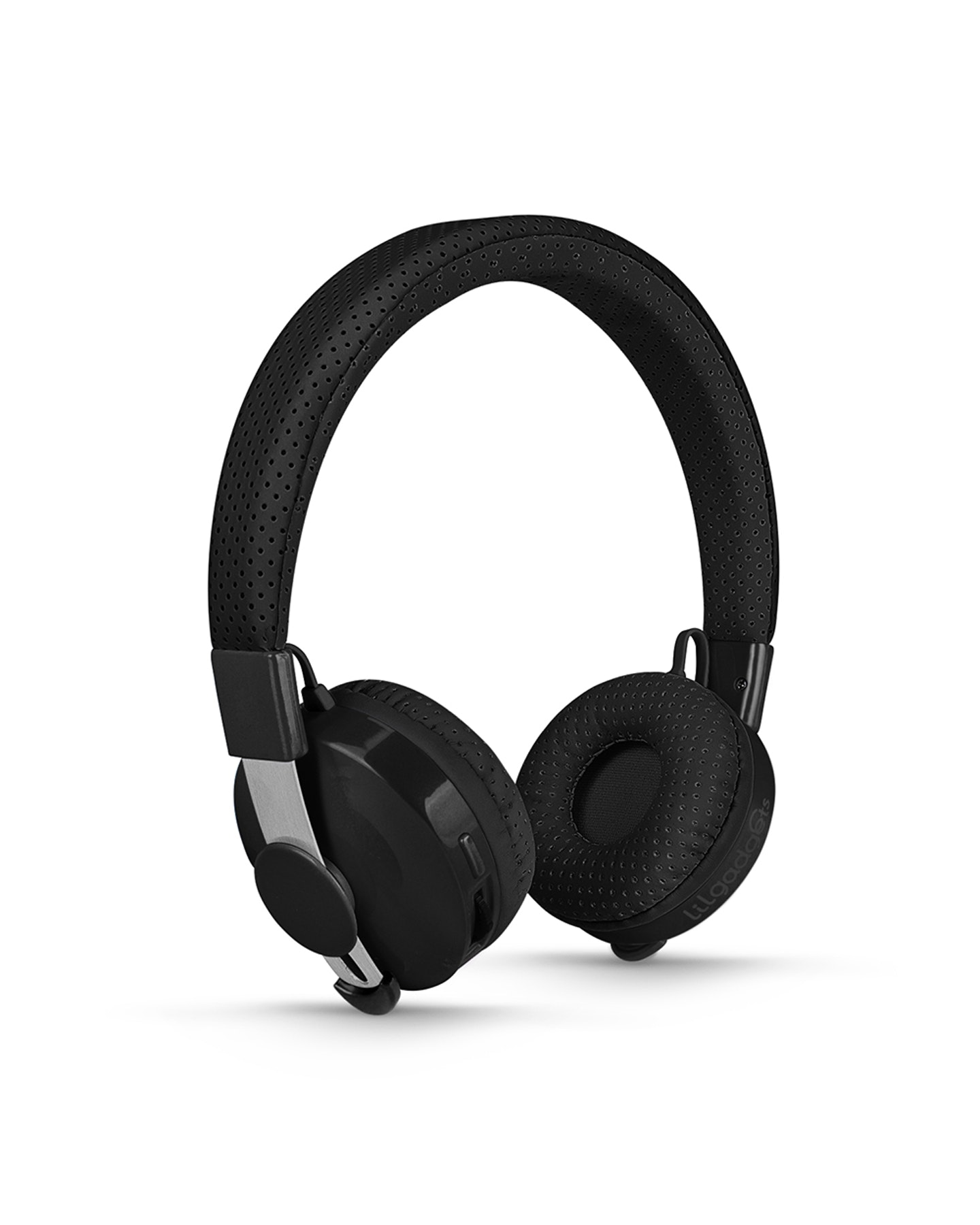 Lil Gadgets Untangled Pro Children'S Wireless Bluetooth Headphones Black