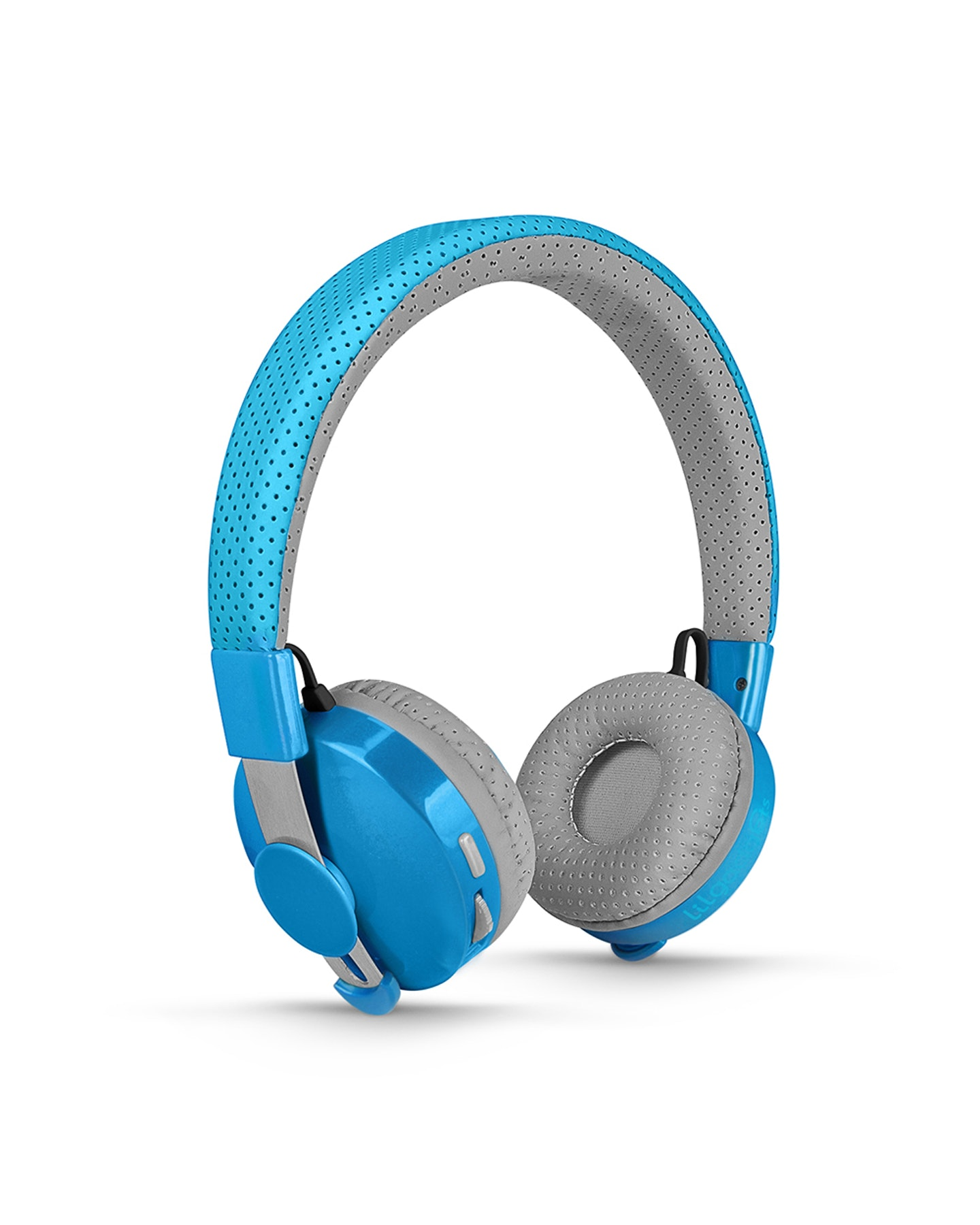 Lil Gadgets Untangled Pro Children'S Wireless Bluetooth Headphones Blue