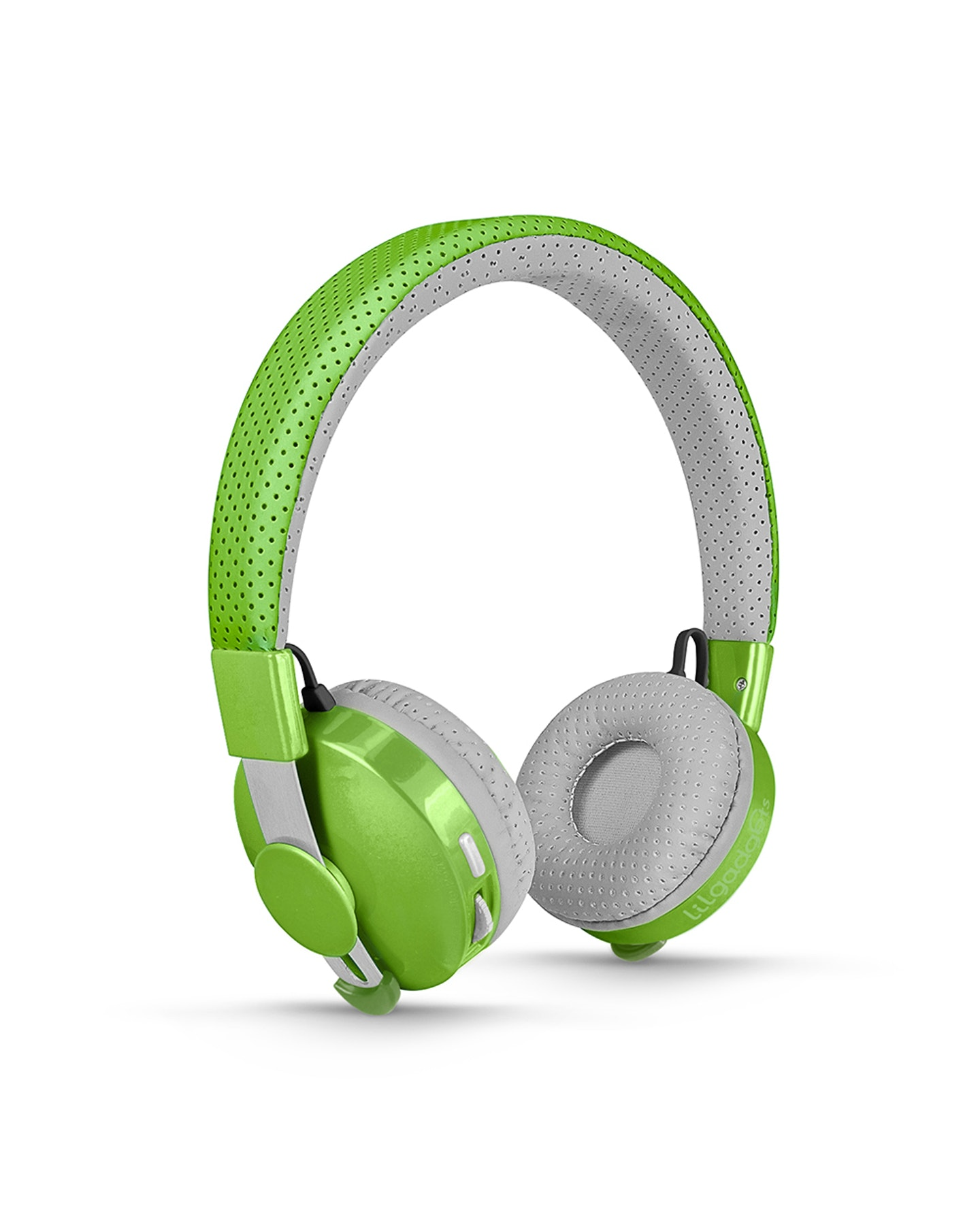 Lil Gadgets Untangled Pro Children'S Wireless Bluetooth Headphones Green
