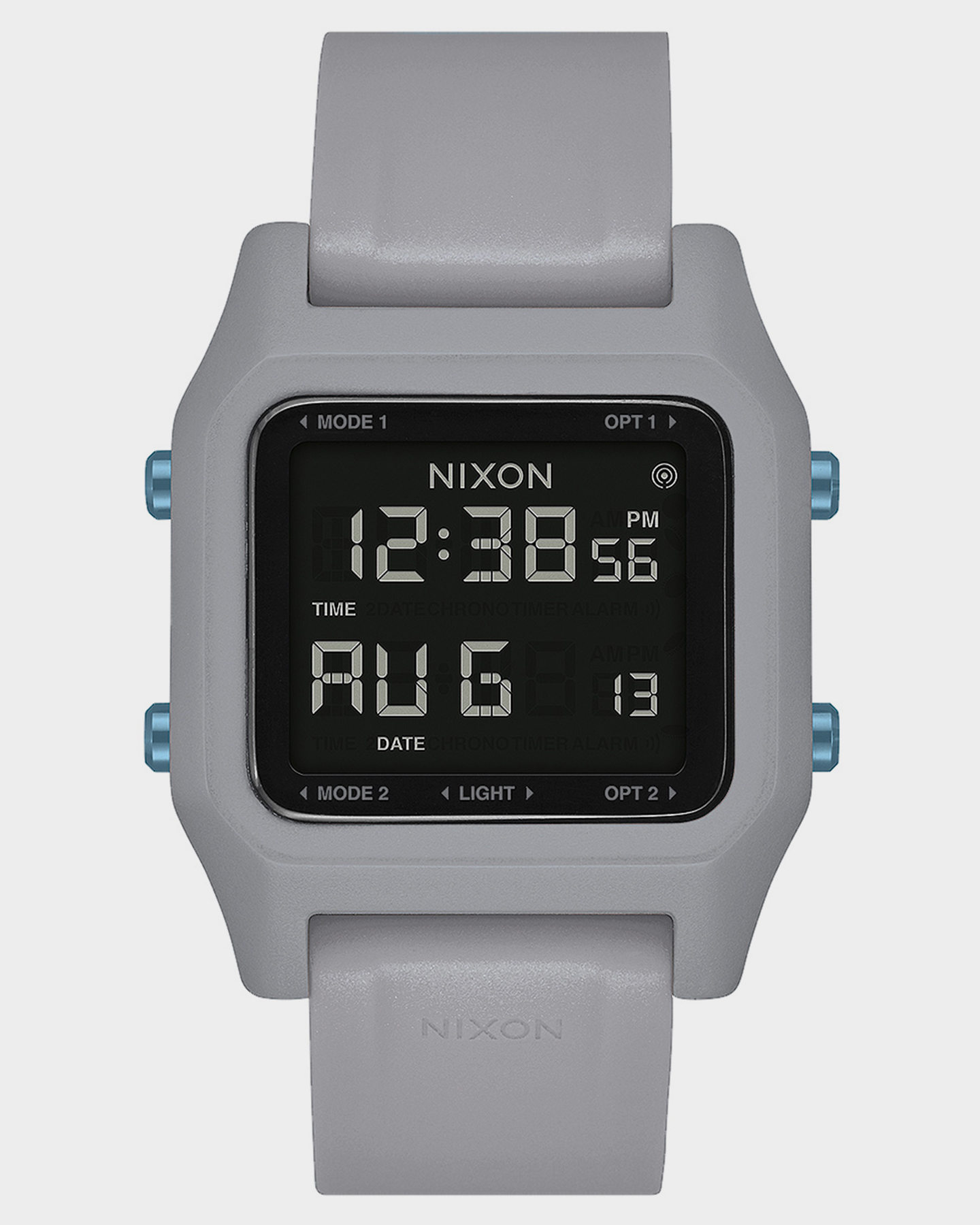 Nixon Staple Watch Light Gray Light Gray