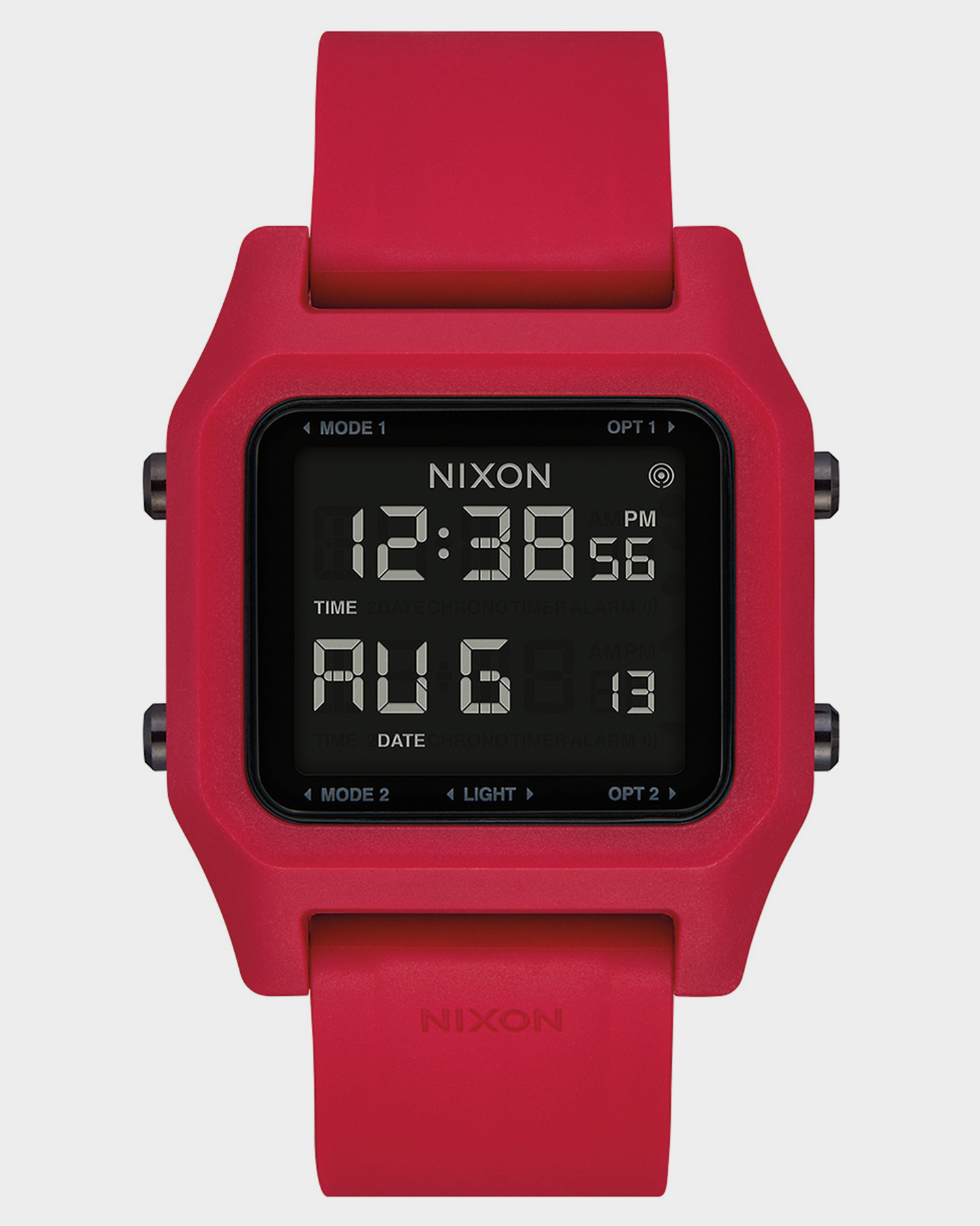 Nixon Staple Watch Red