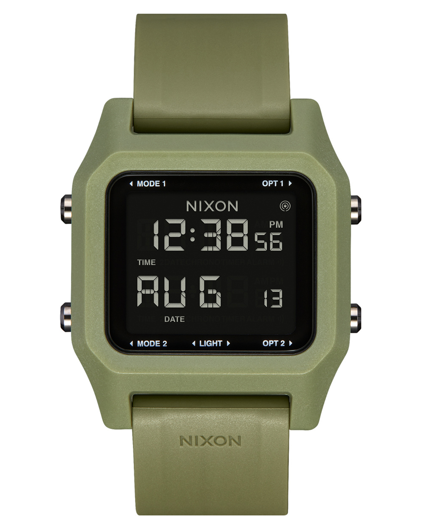Nixon Staple Watch Olive Olive