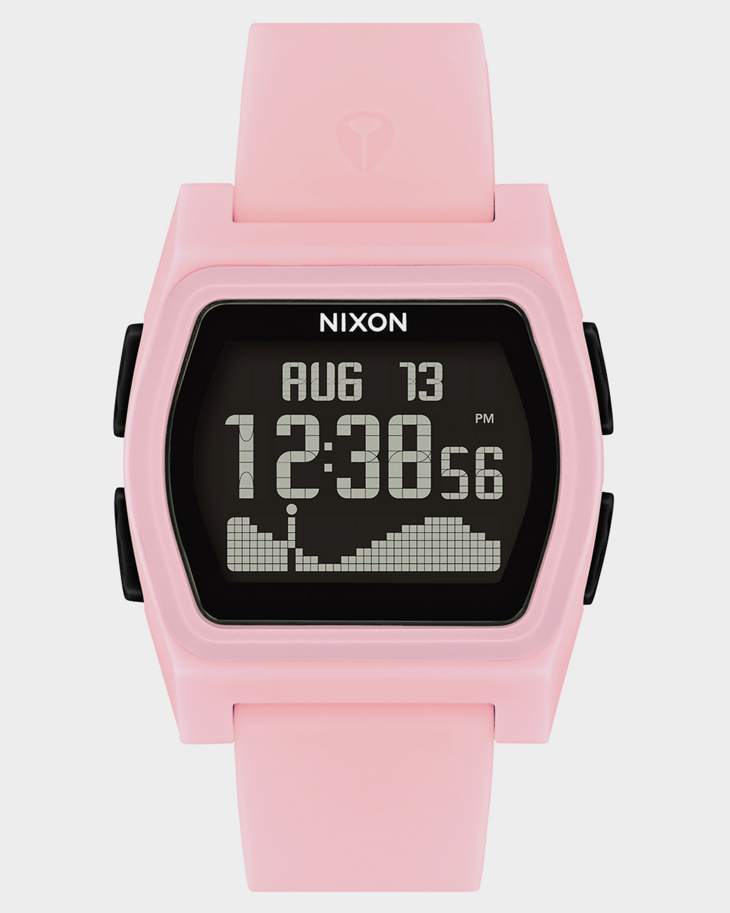 Nixon Rival Watch Pink Black