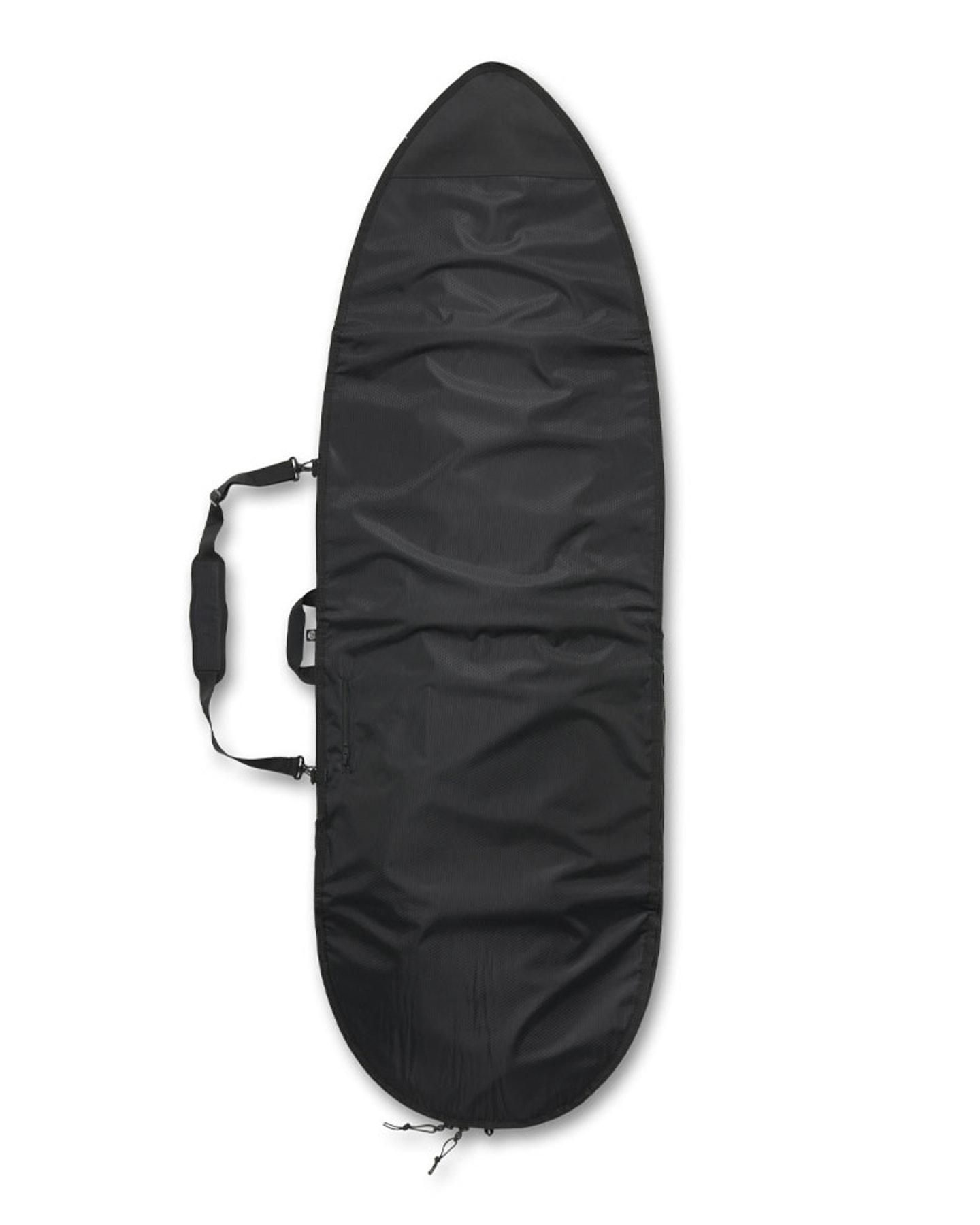Project Blank Single Wide Shortboard Everyday Travel Bag 6'4 Black