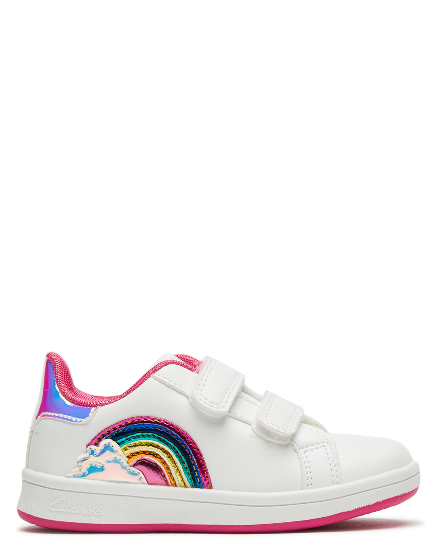 Clarks Girls Dorothy Shoe - Youth -Eu- Bright Combo E+ Bright Combo E+