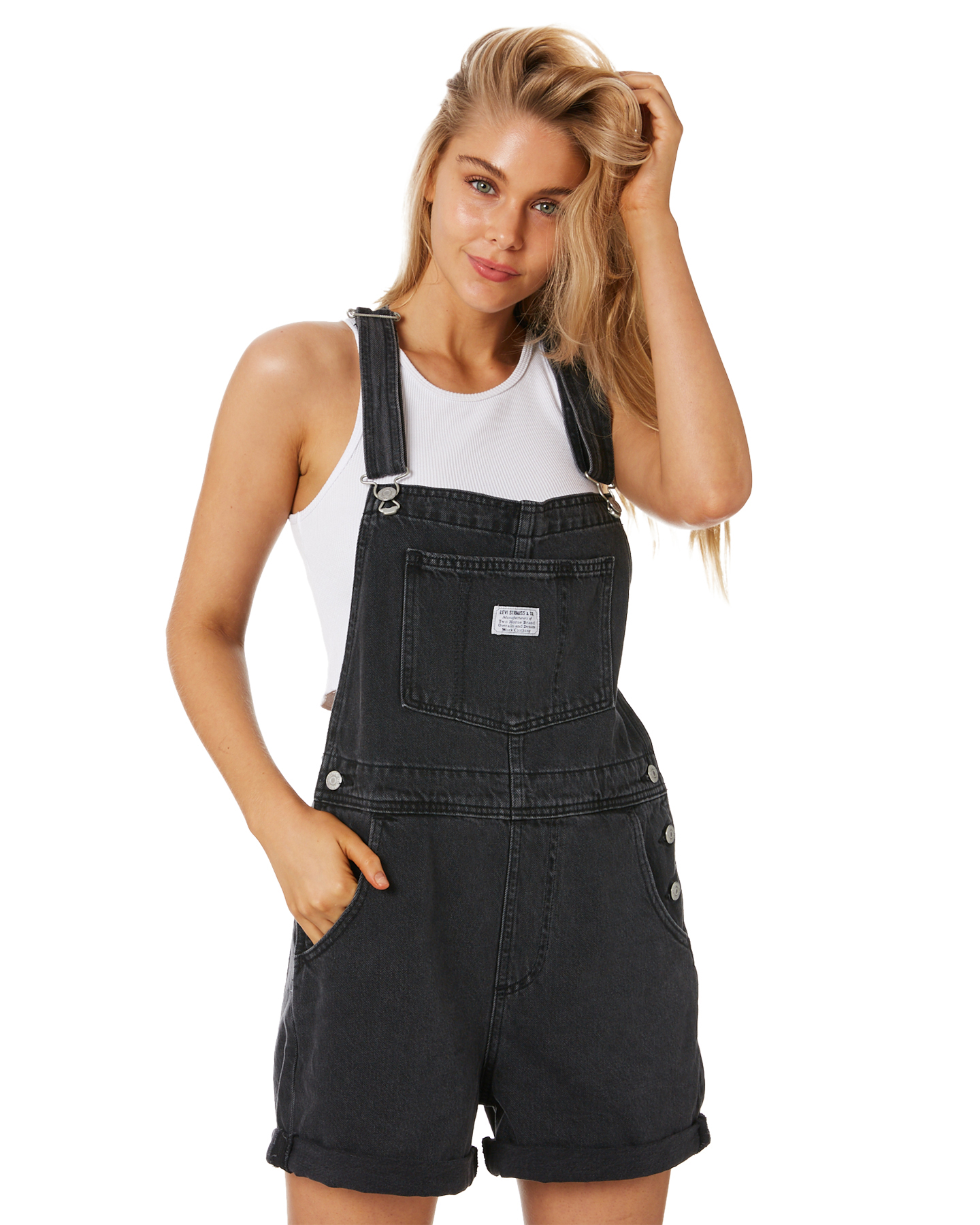 Levi'S Vintage Shortall Loose Cannon Loose Cannon