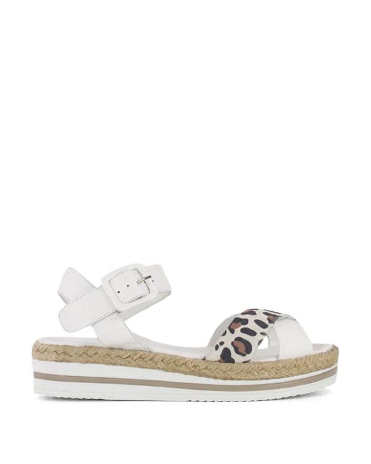 Bueno Bueno Astro White / Leopard - White White
