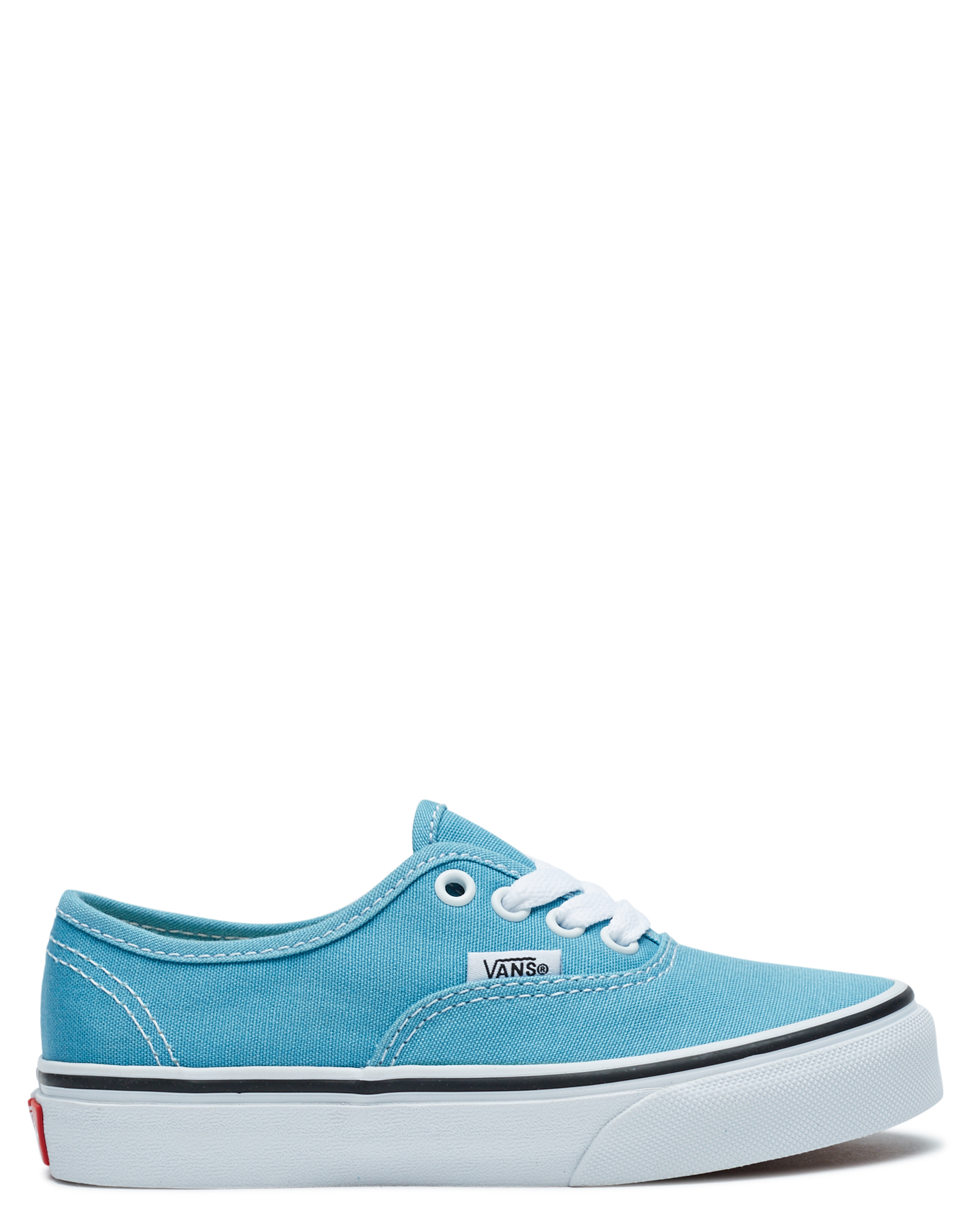 Vans Authentic Shoe - Youth Blue  White