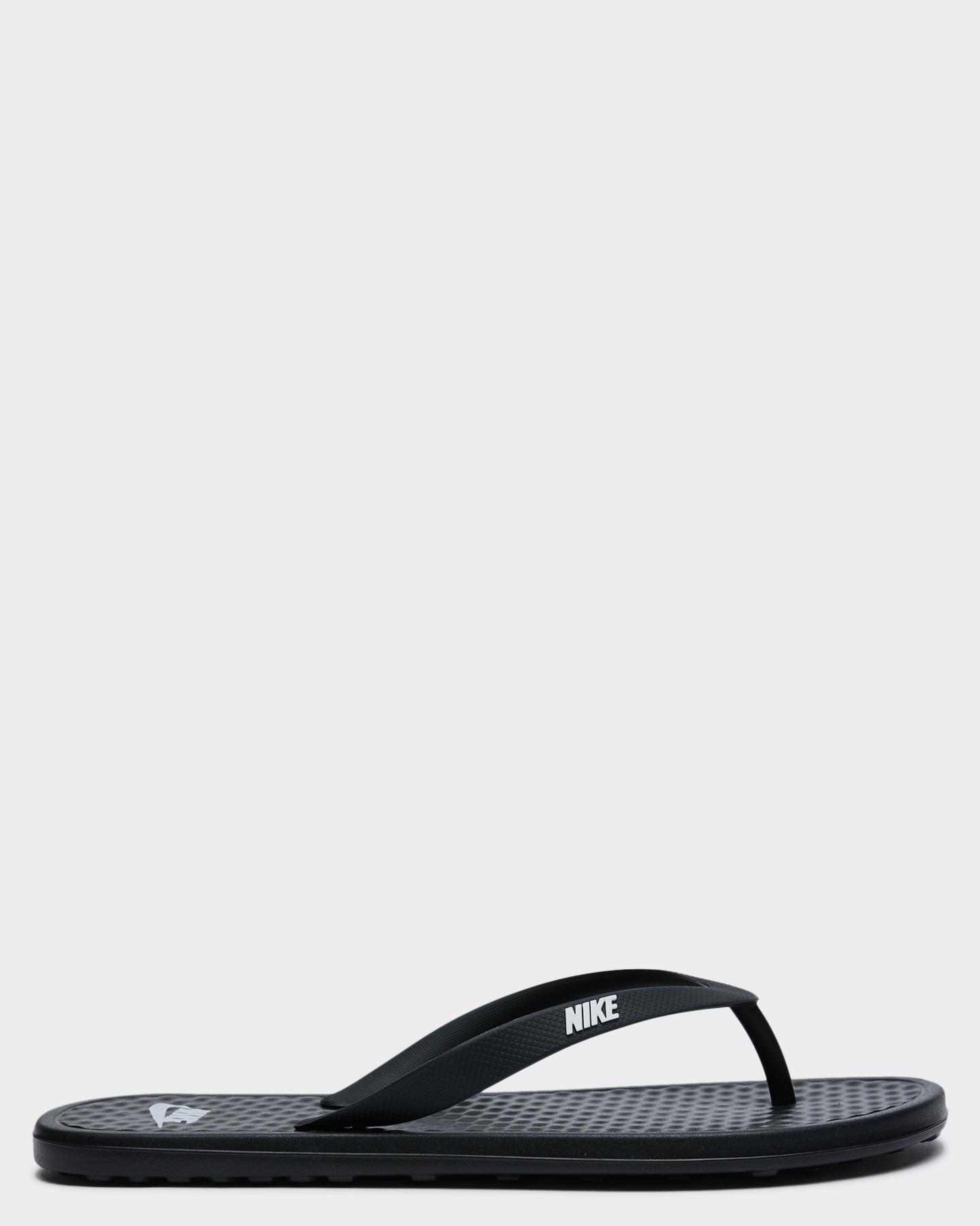 Nike On Deck Flip Flop Black